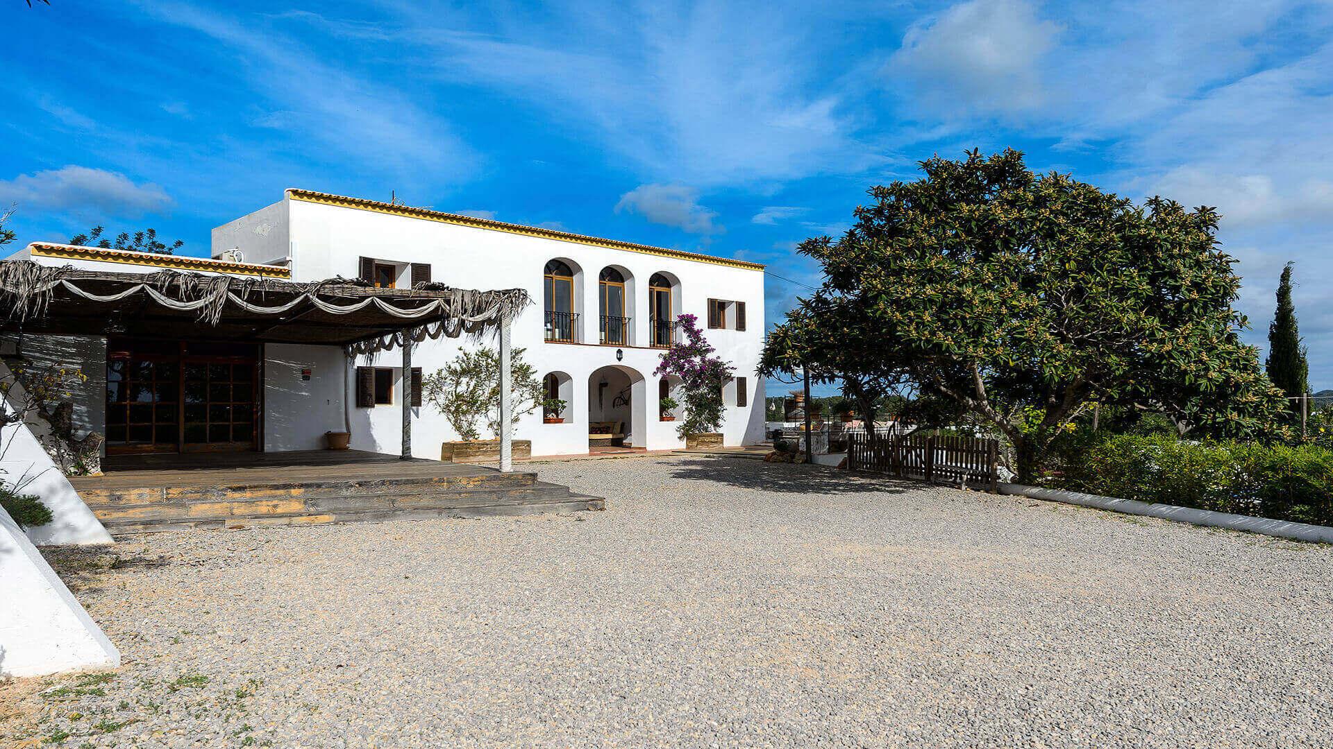 Villa Pranayama Ibiza 13 Santa Gertrudis