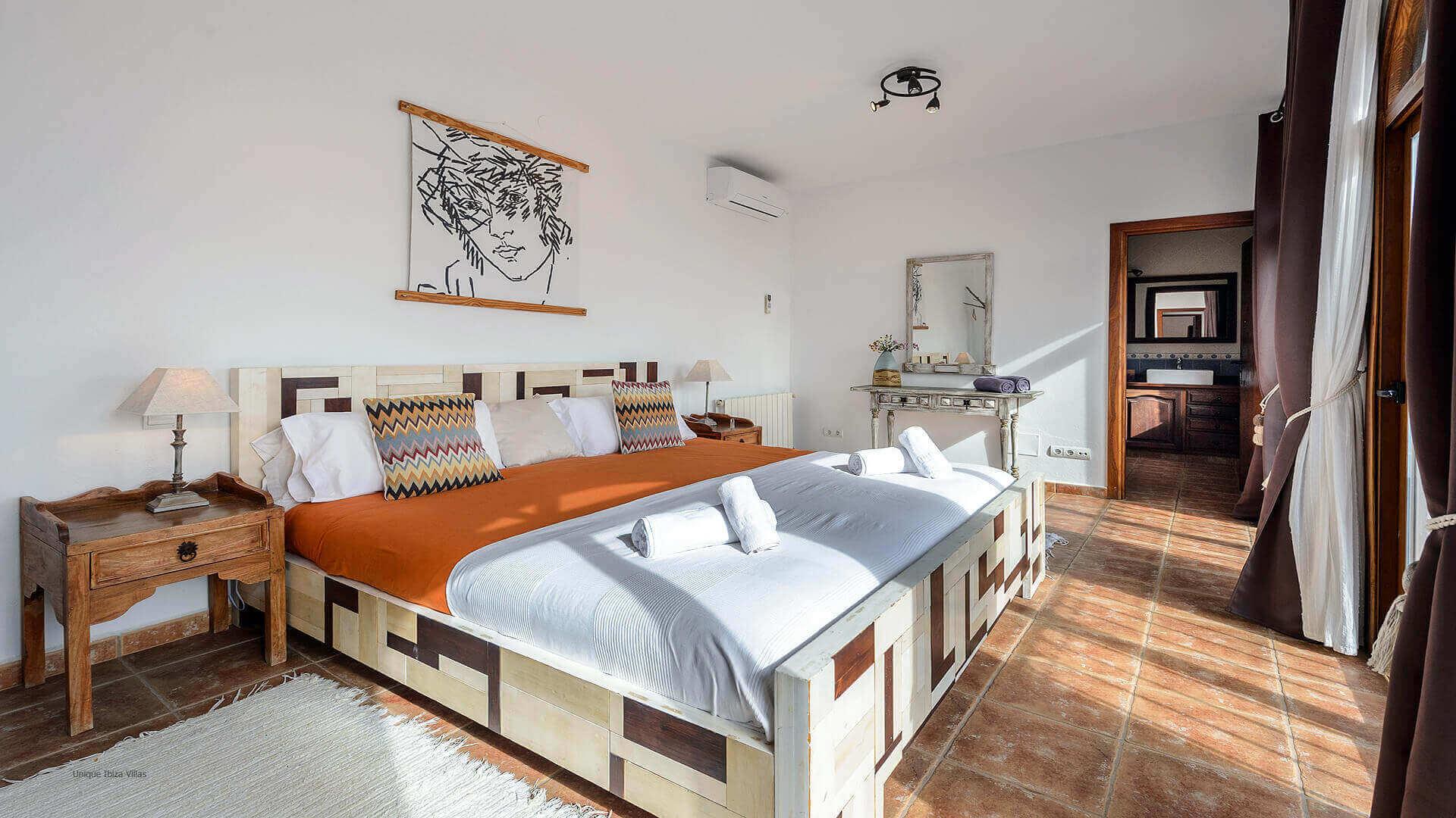 Villa Pranayama Ibiza 27 Bedroom 1