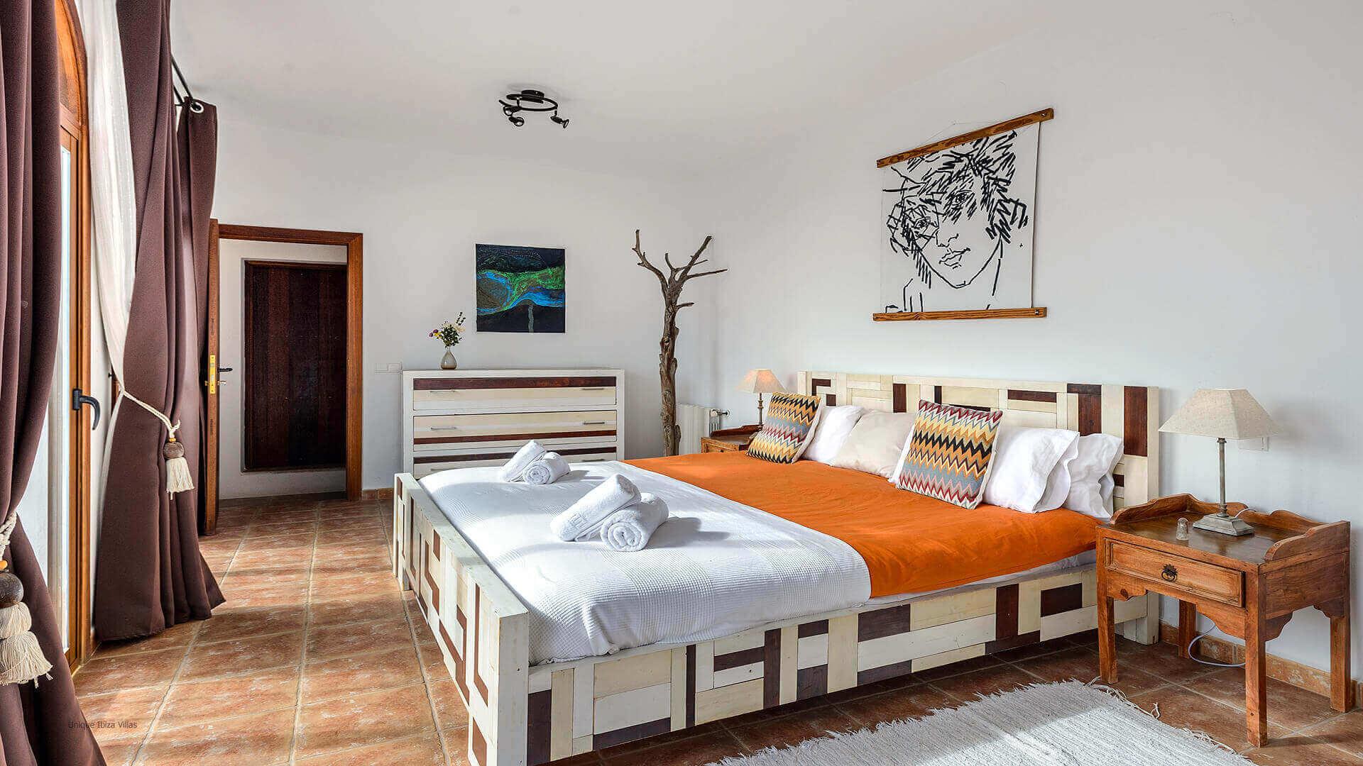 Villa Pranayama Ibiza 28 Bedroom 1