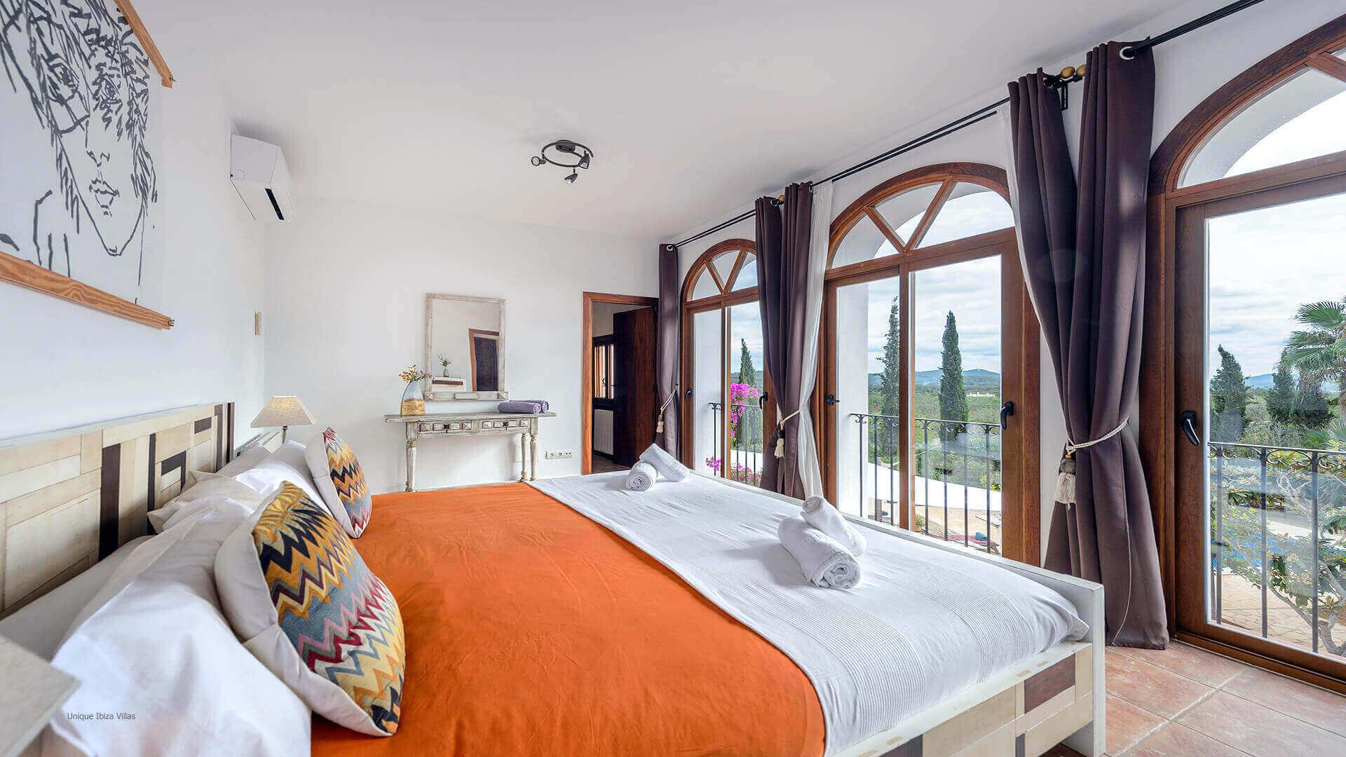 Villa Pranayama Ibiza 29 Bedroom 1