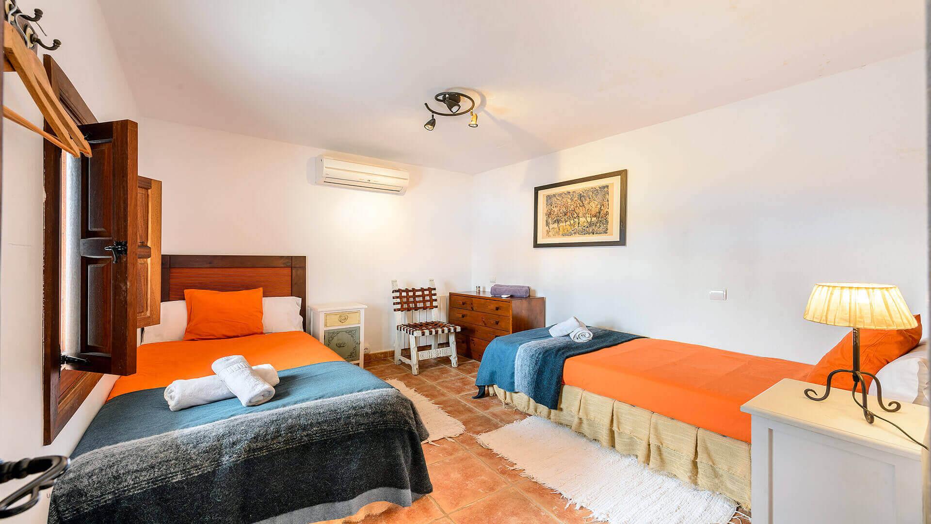 Villa Pranayama Ibiza 31 Bedroom 2