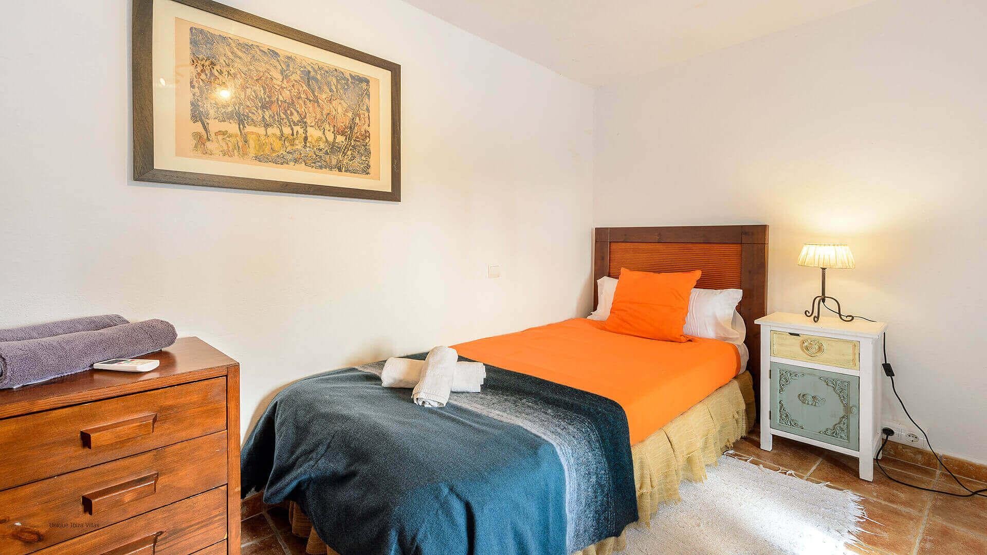 Villa Pranayama Ibiza 33 Bedroom 2