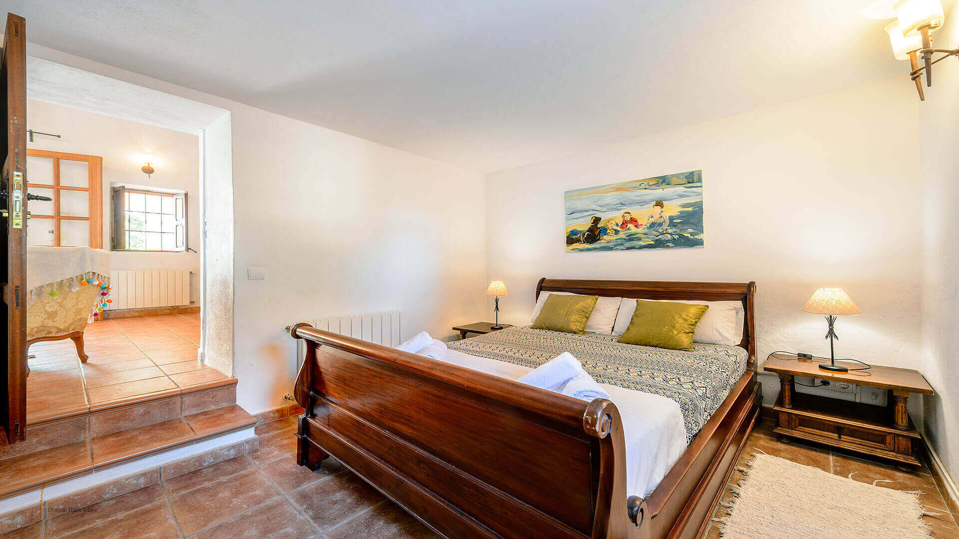 Villa Pranayama Ibiza 34 Bedroom 3
