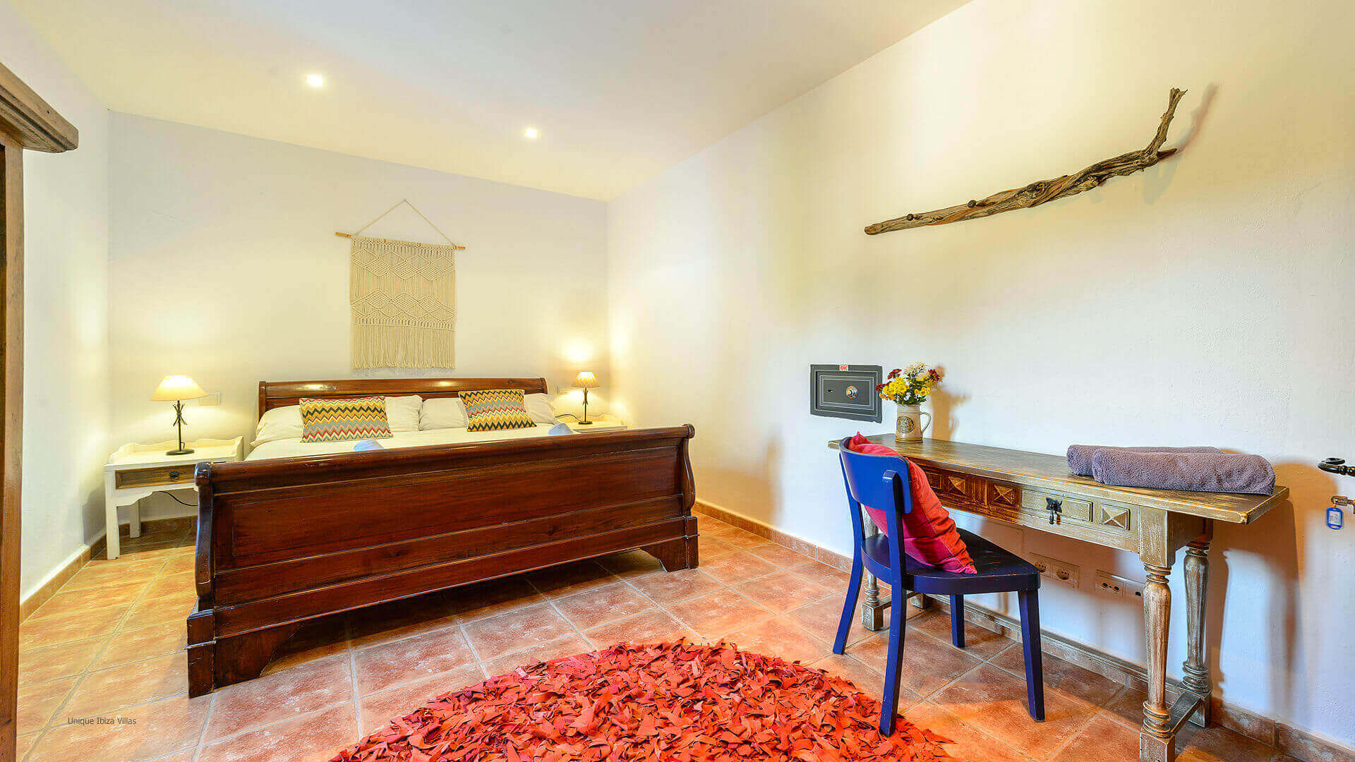 Villa Pranayama Ibiza 35 Bedroom 4