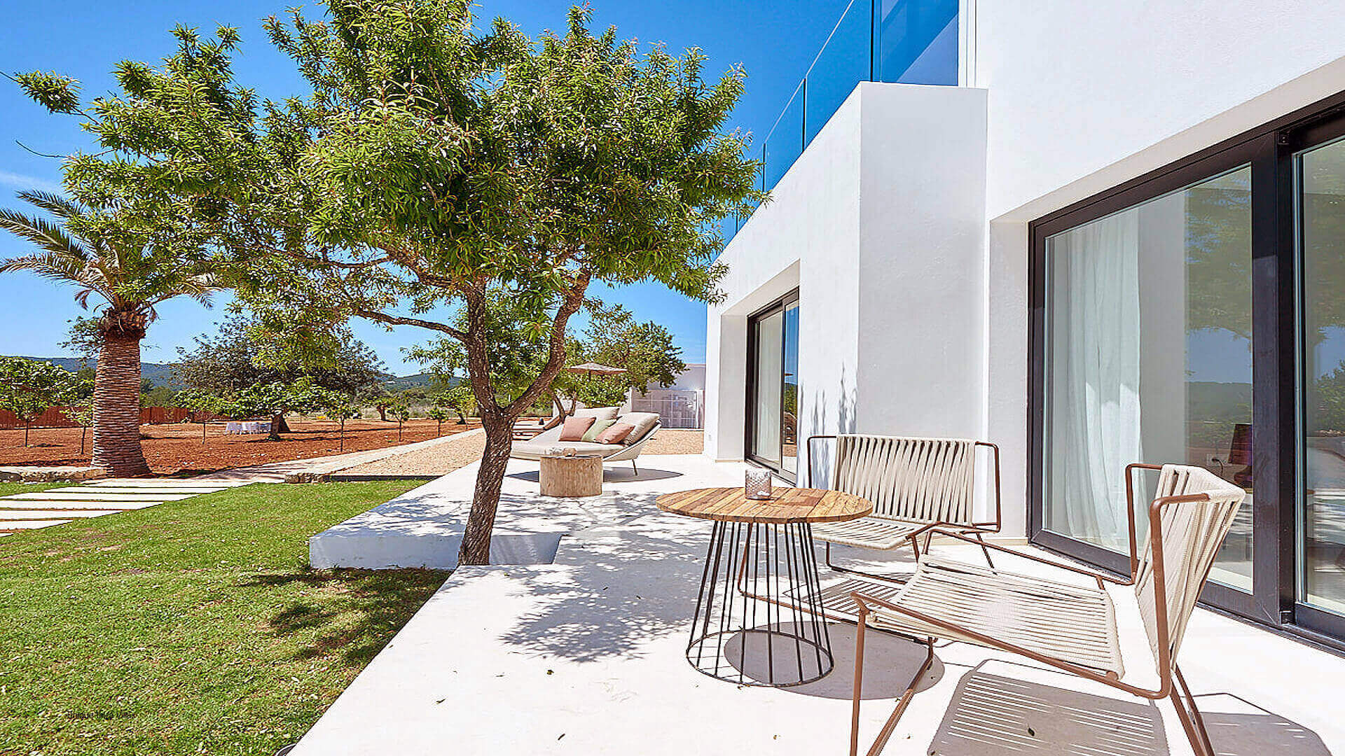 Villa Sa Gaita Ibiza 39 Bedroom 3 Terrace