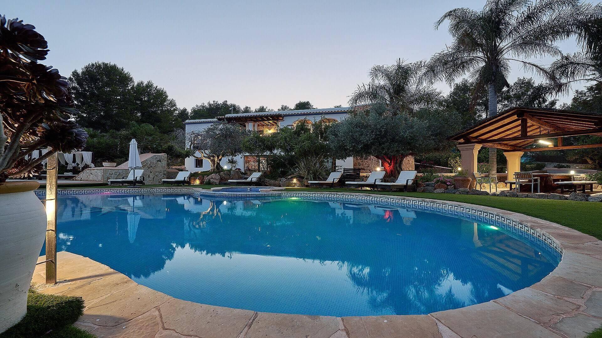 Villa Bella Dalt 1 Rural Ibiza
