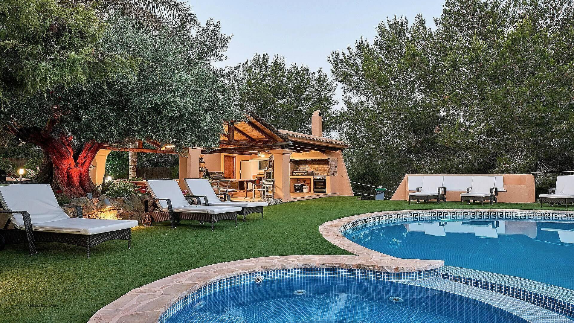 Villa Bella Dalt 4 Rural Ibiza