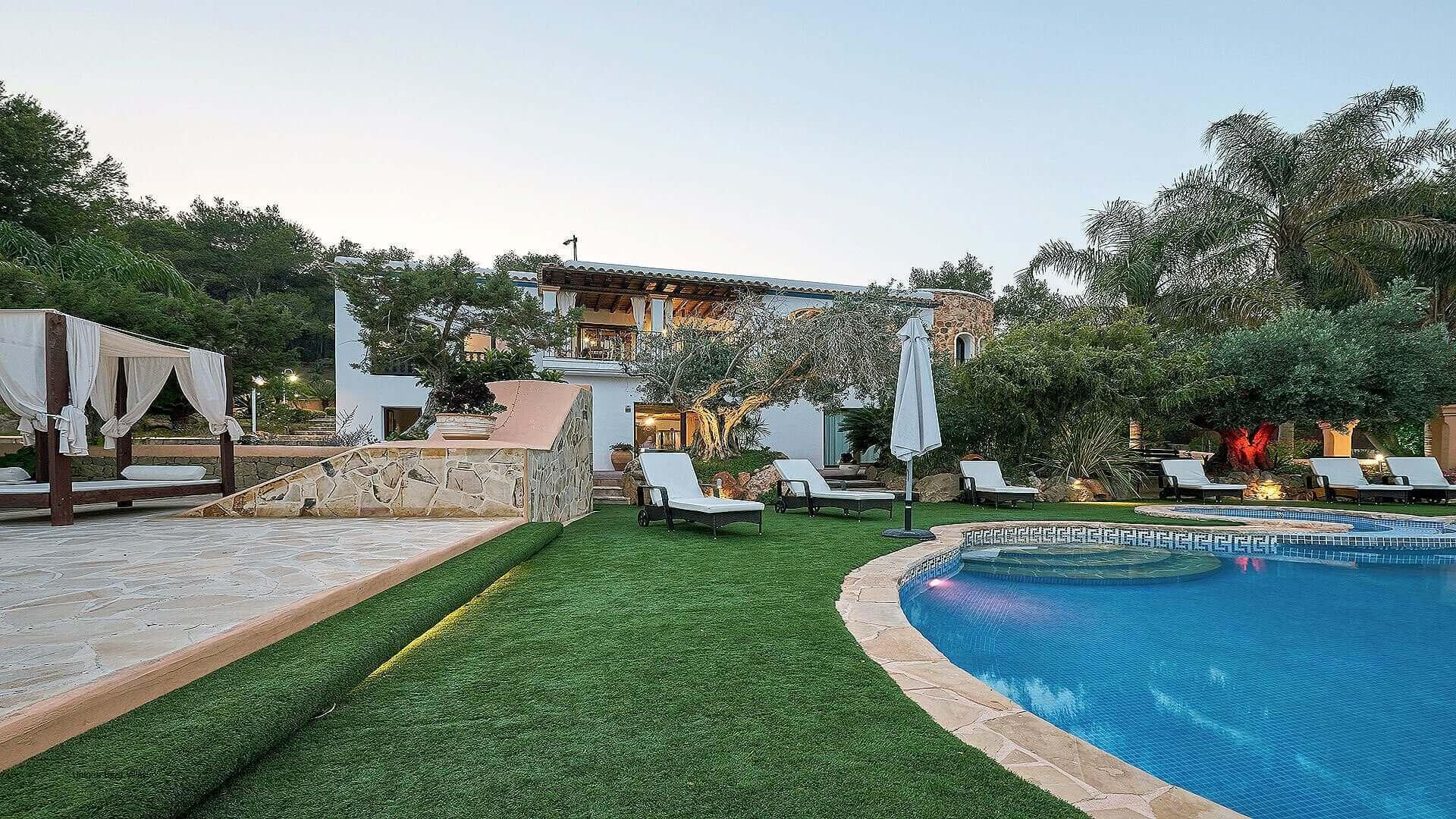 Villa Bella Dalt 5 Rural Ibiza
