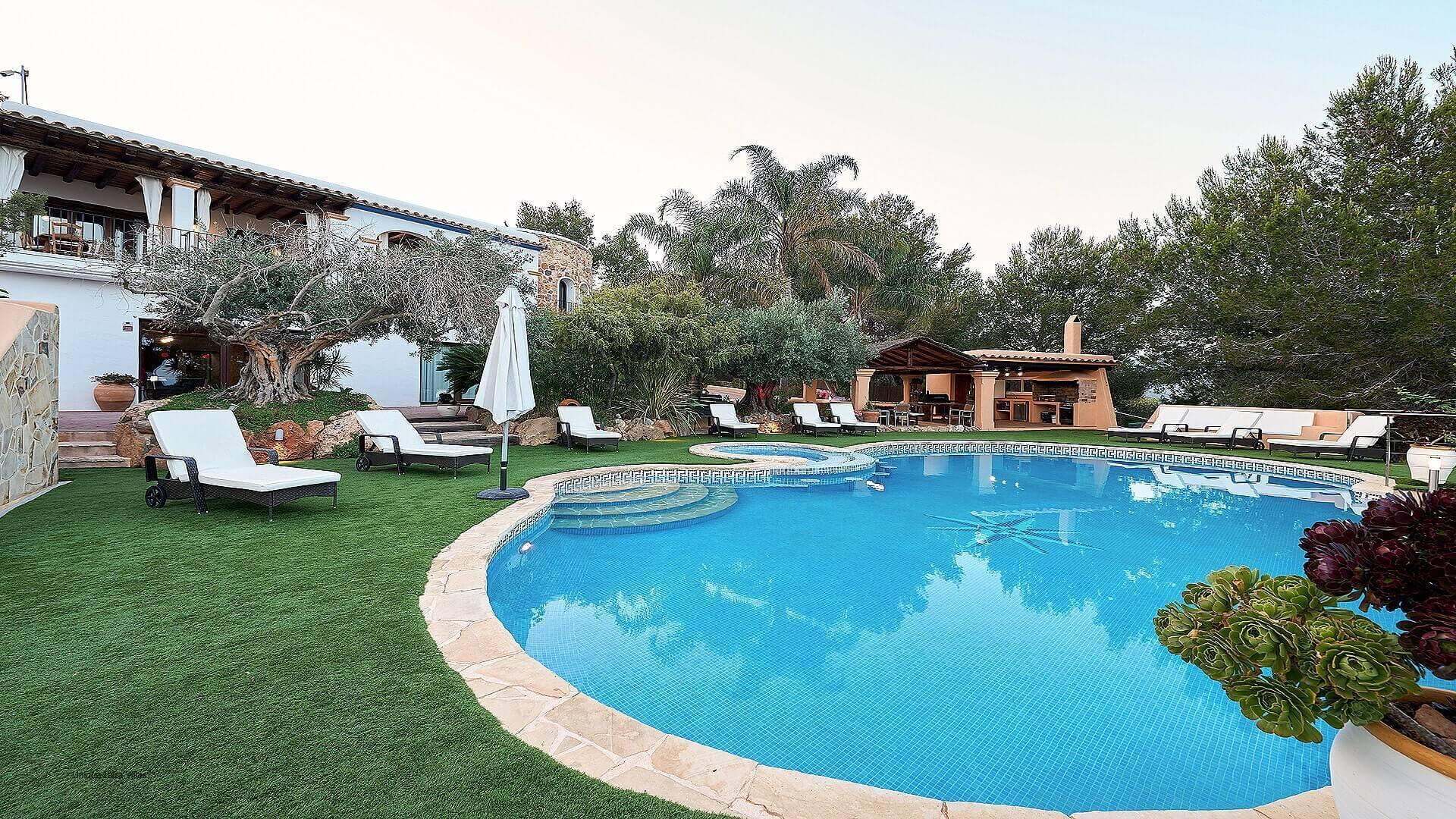 Villa Bella Dalt 6 Rural Ibiza
