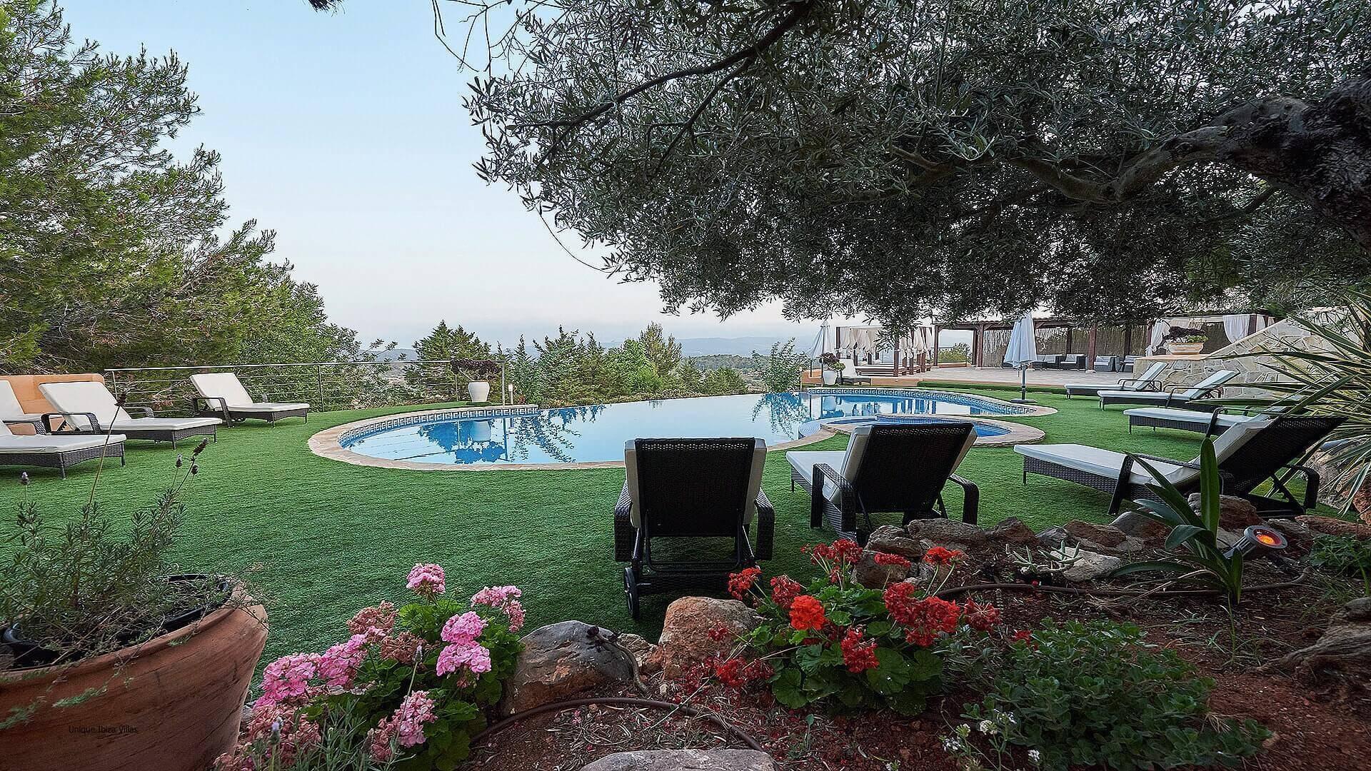Villa Bella Dalt 7 Rural Ibiza