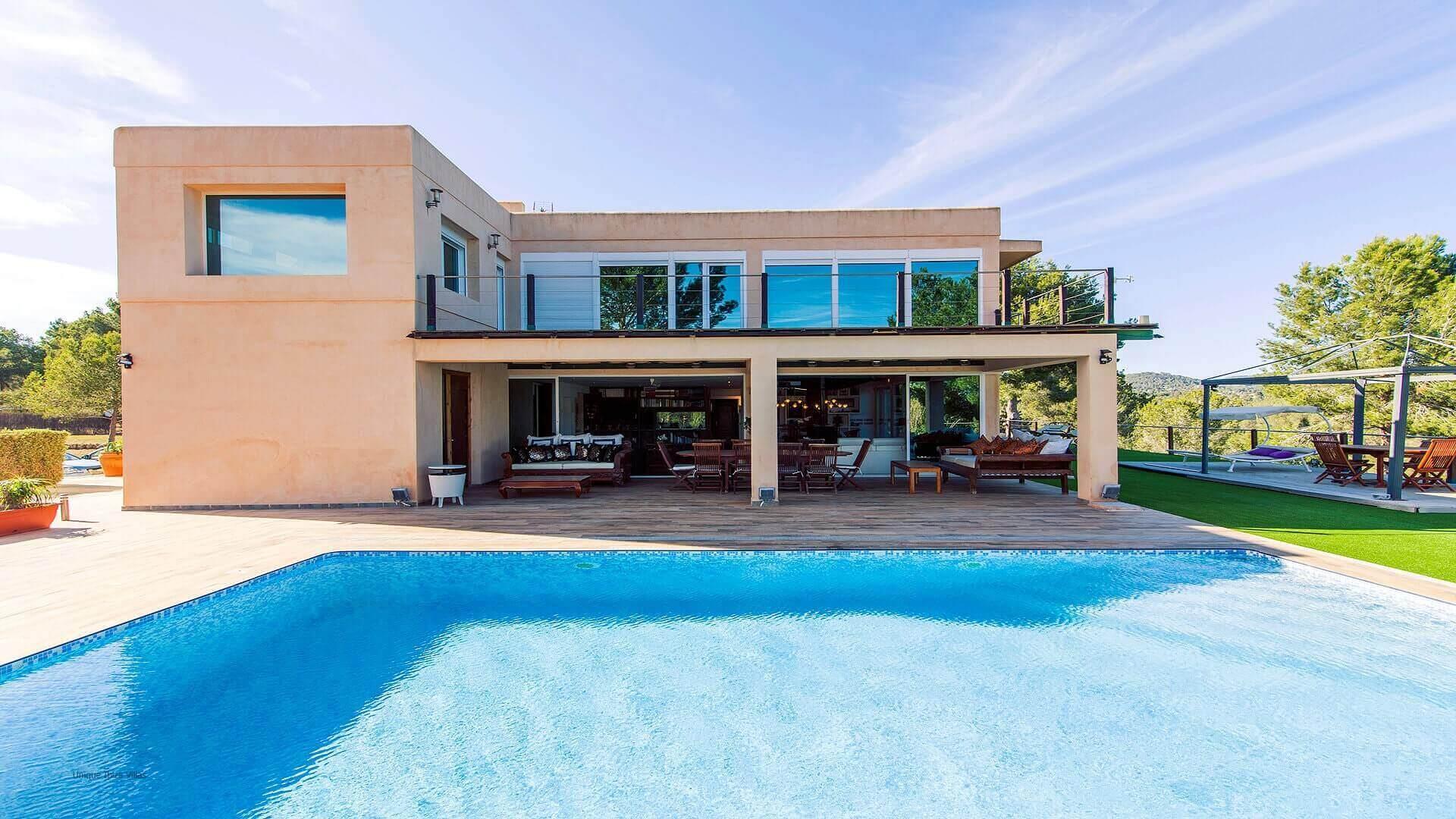 Villa Paissa Ibiza 1 Near Cala Jondal