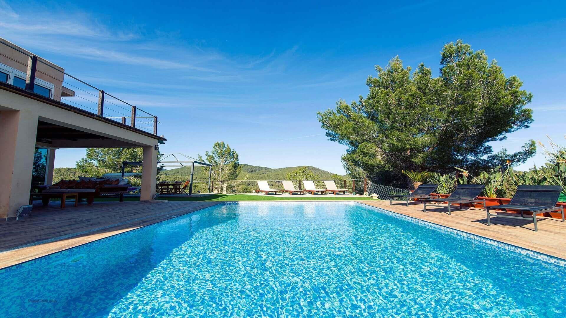 Villa Paissa Ibiza 2 Near Cala Jondal