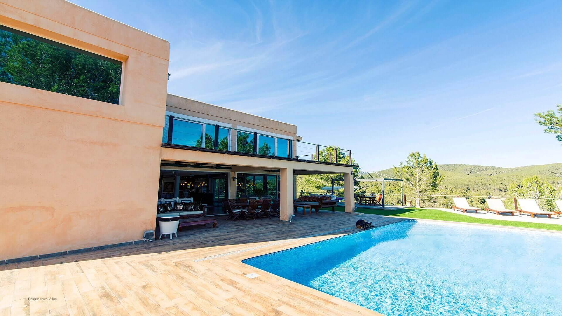 Villa Paissa Ibiza 3 Near Cala Jondal