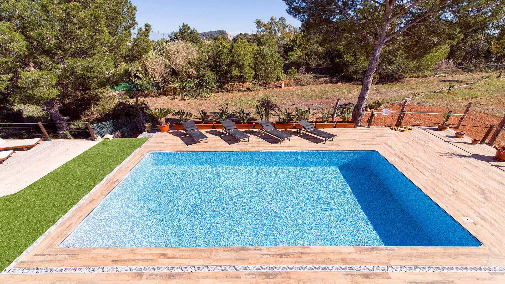 Villa Paissa Ibiza 4 Near Cala Jondal
