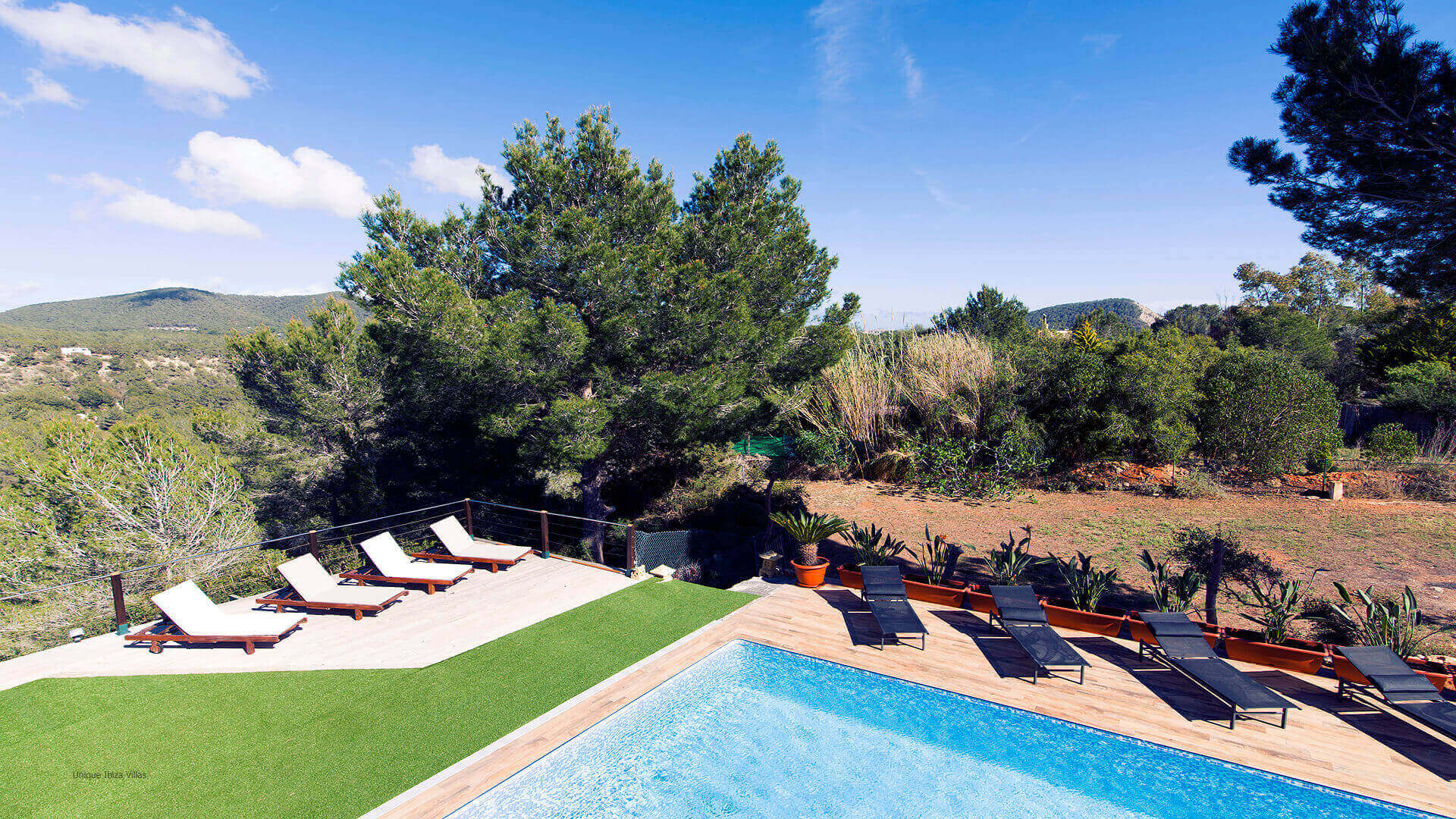 Villa Paissa Ibiza 5 Near Cala Jondal