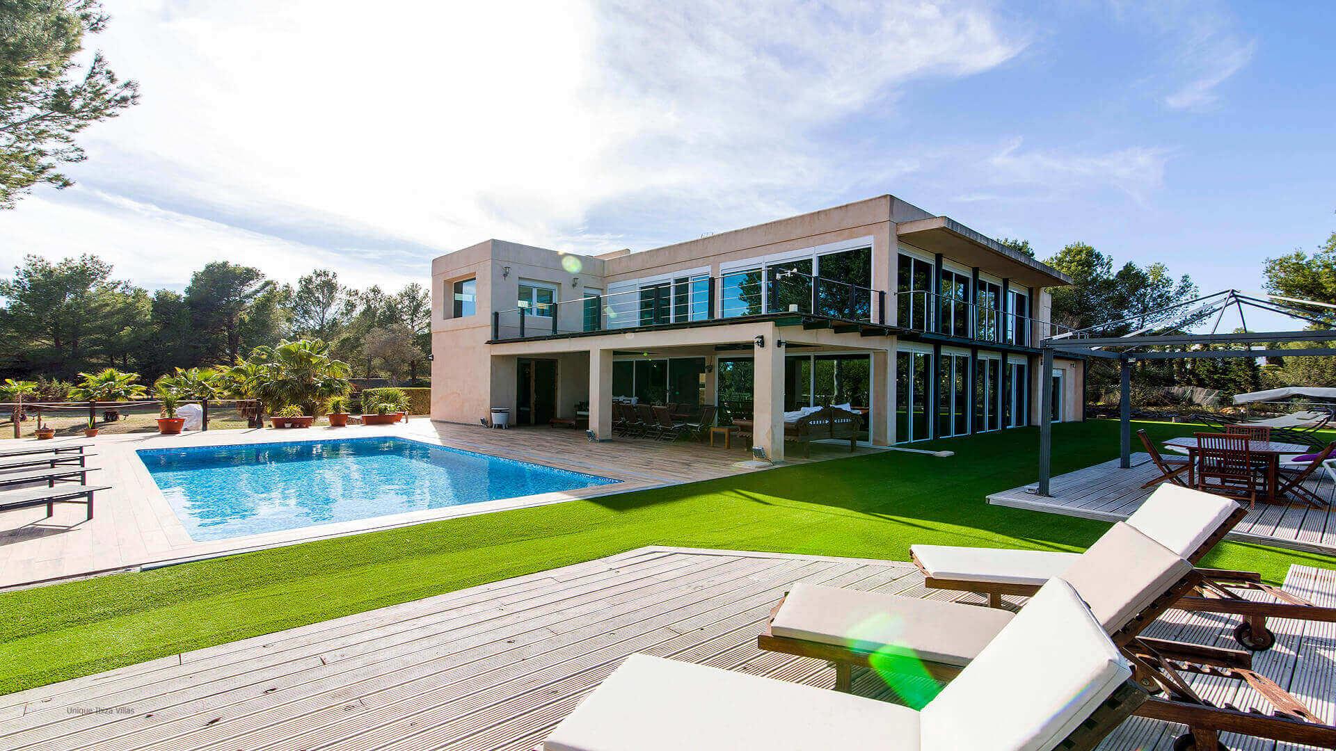 Villa Paissa Ibiza 6 Near Cala Jondal