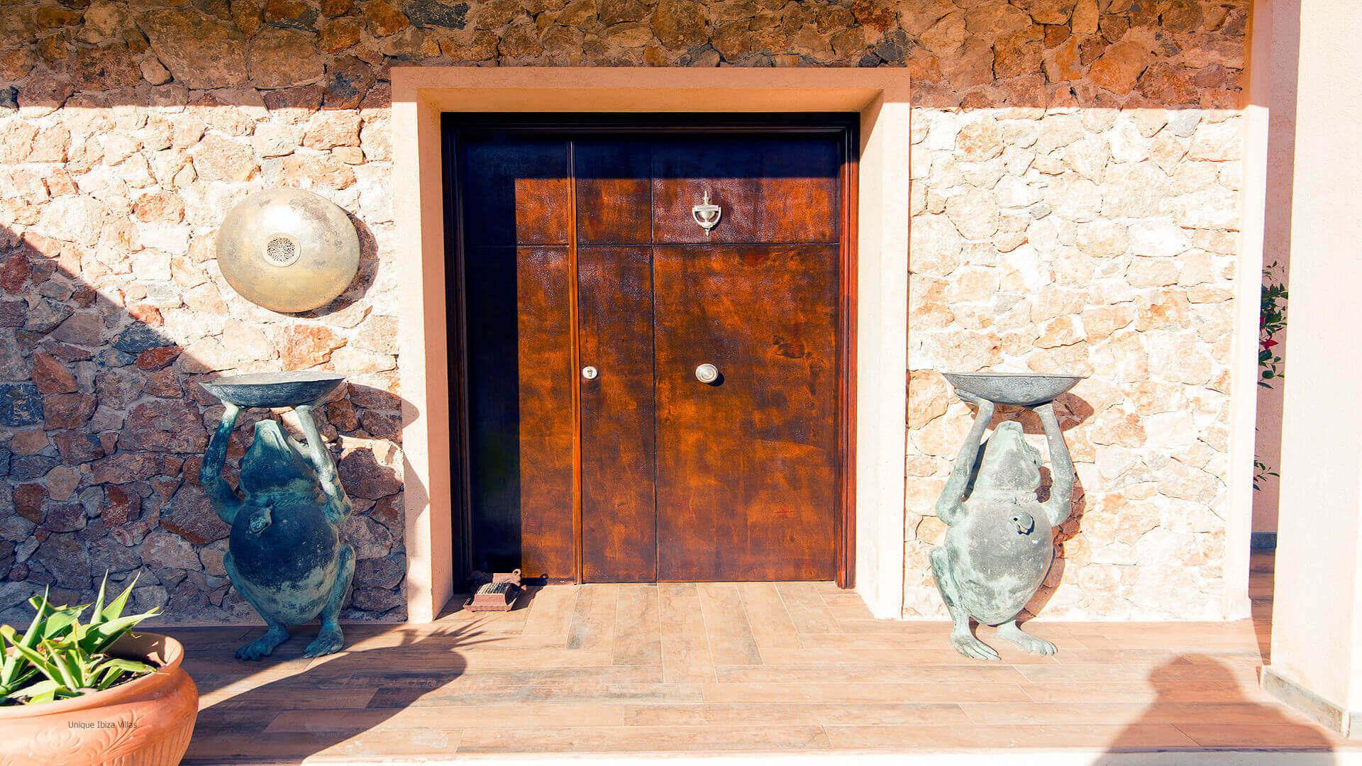 Villa Paissa Ibiza 8 Near Cala Jondal