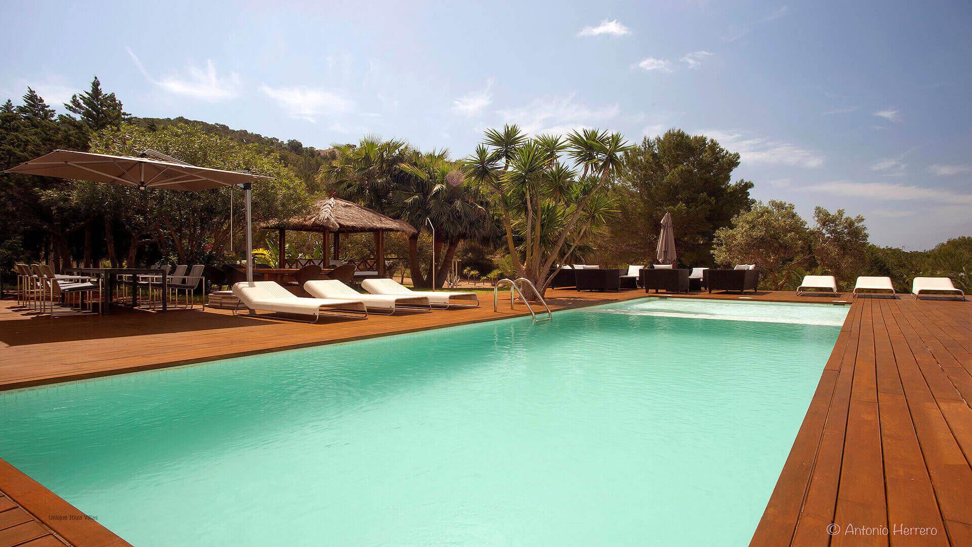 Villa Cactus Ibiza 2 Salinas And Es Cavallet