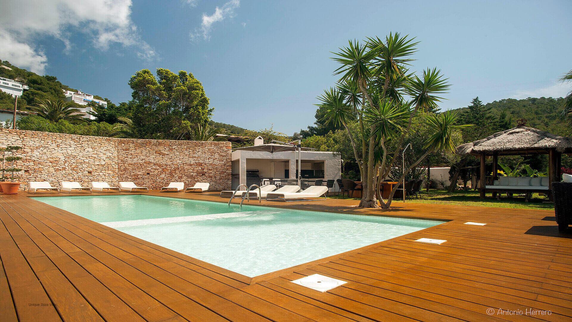 Villa Cactus Ibiza 3 Salinas And Es Cavallet