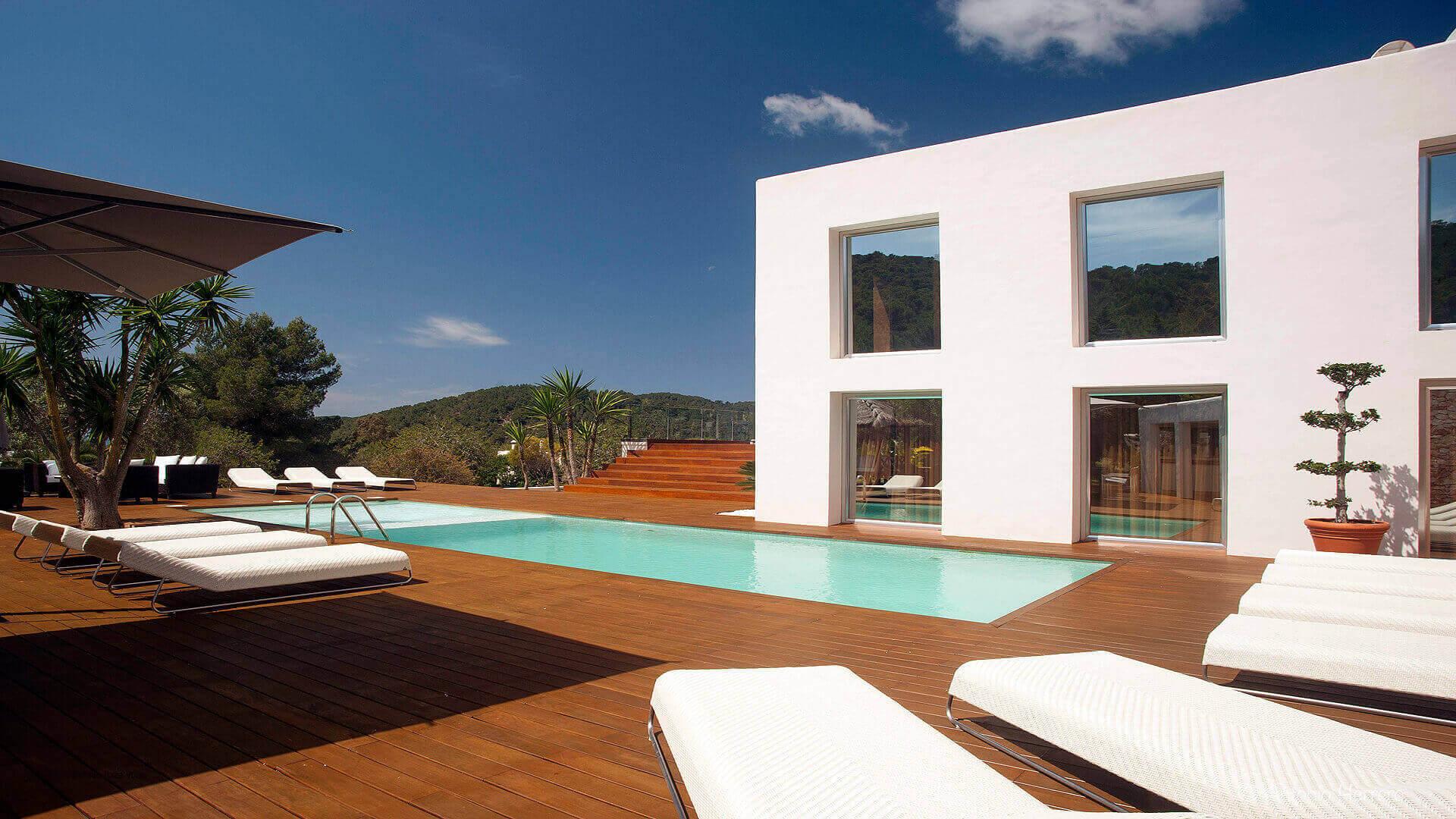 Villa Cactus Ibiza 4 Salinas And Es Cavallet