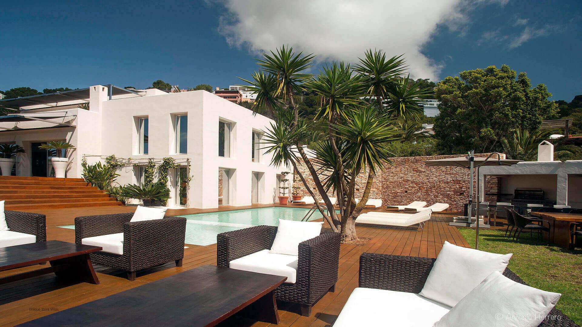 Villa Cactus Ibiza 5 Salinas And Es Cavallet