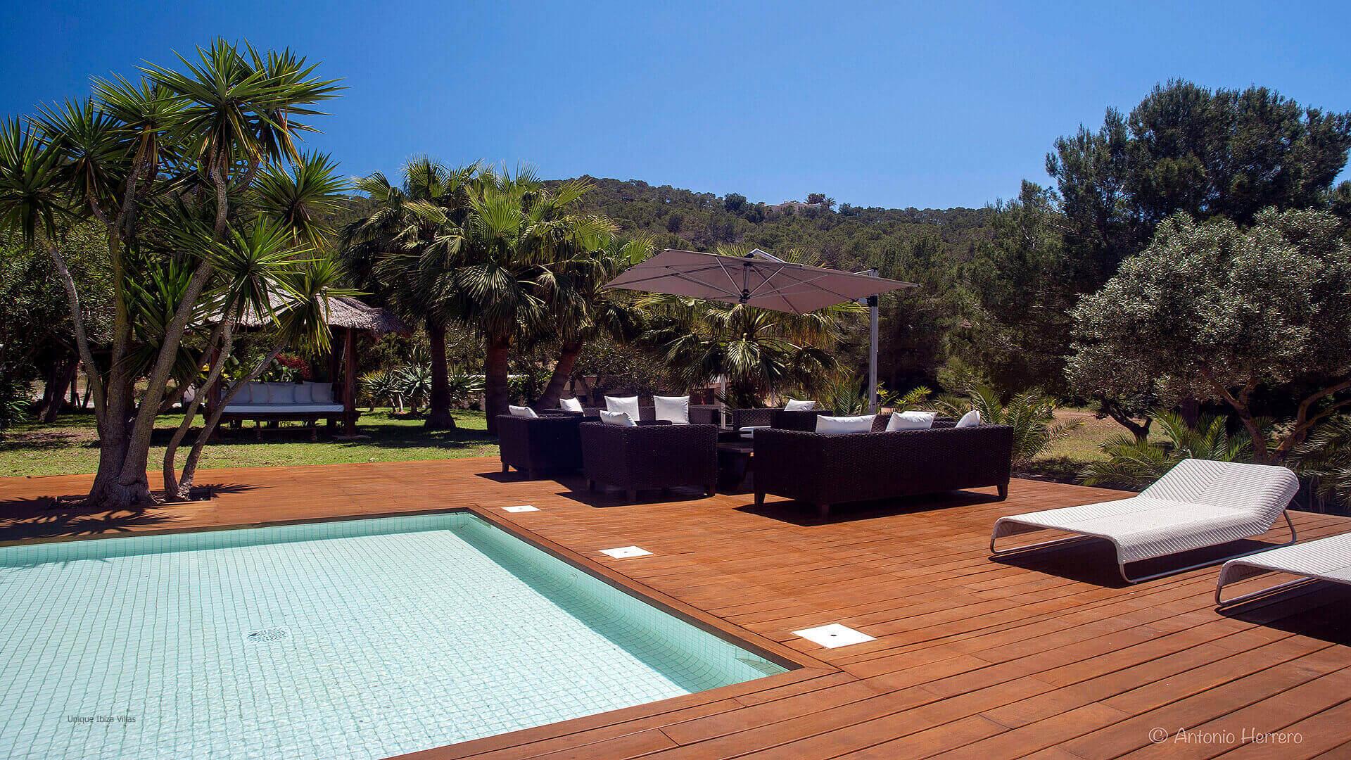 Villa Cactus Ibiza 6 Salinas And Es Cavallet