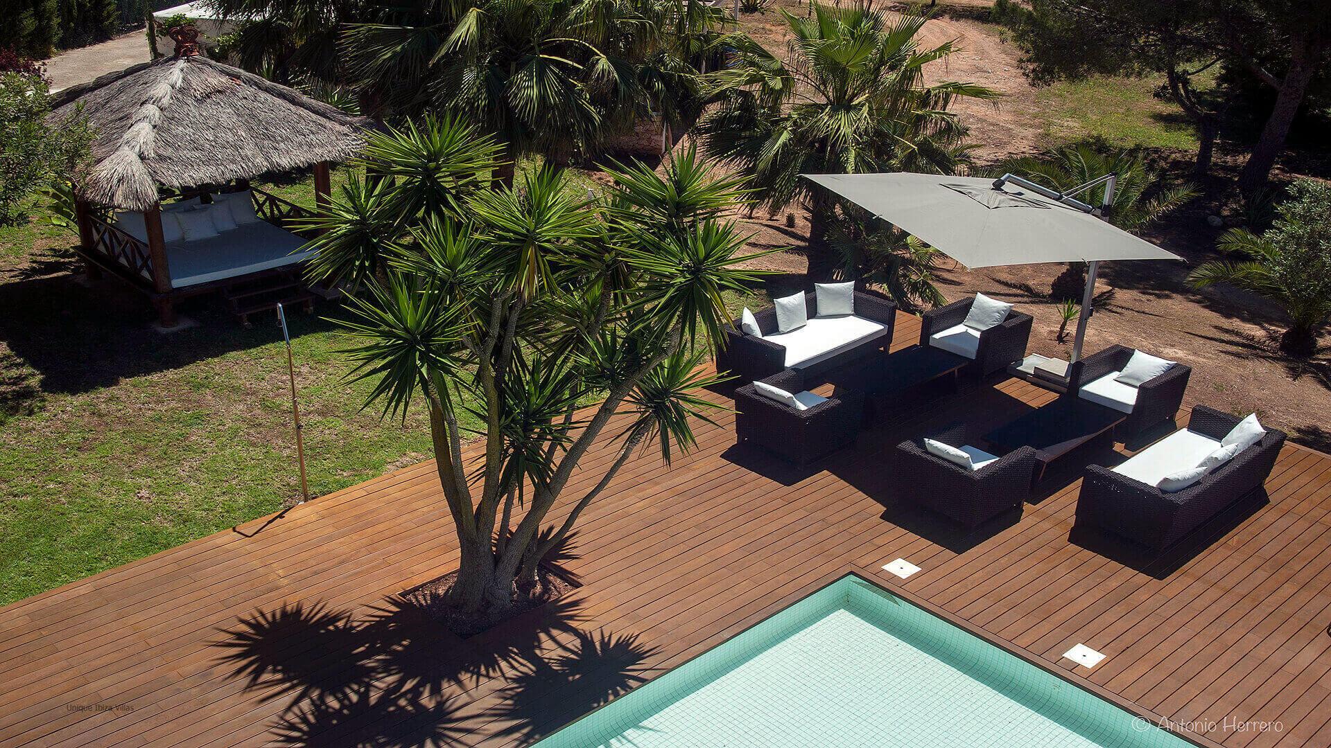 Villa Cactus Ibiza 7 Salinas And Es Cavallet