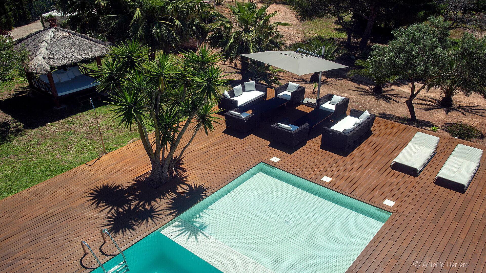 Villa Cactus Ibiza 8 Salinas And Es Cavallet