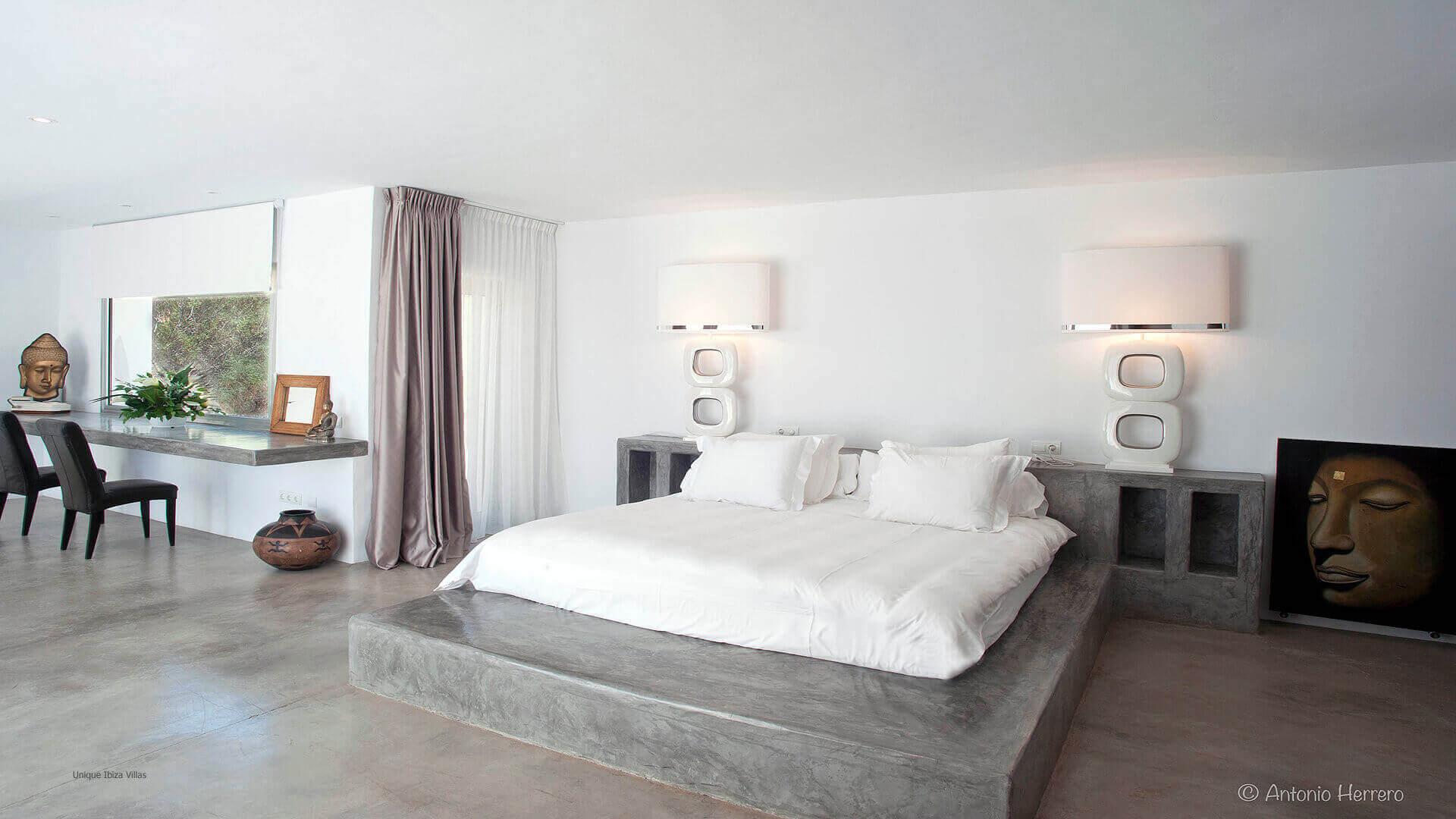 Villa Cactus Ibiza 22 Bedroom 1