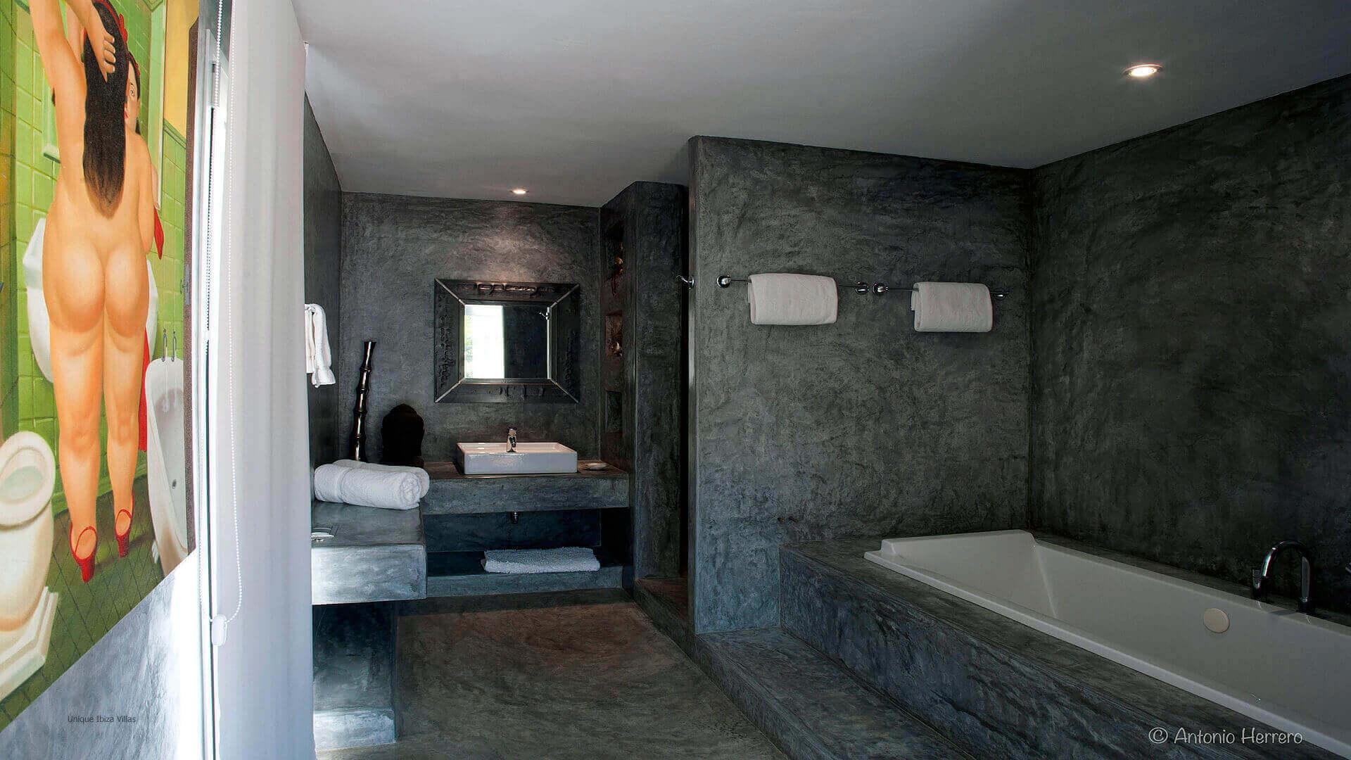Villa Cactus Ibiza 25 Bedroom 1 En Suite