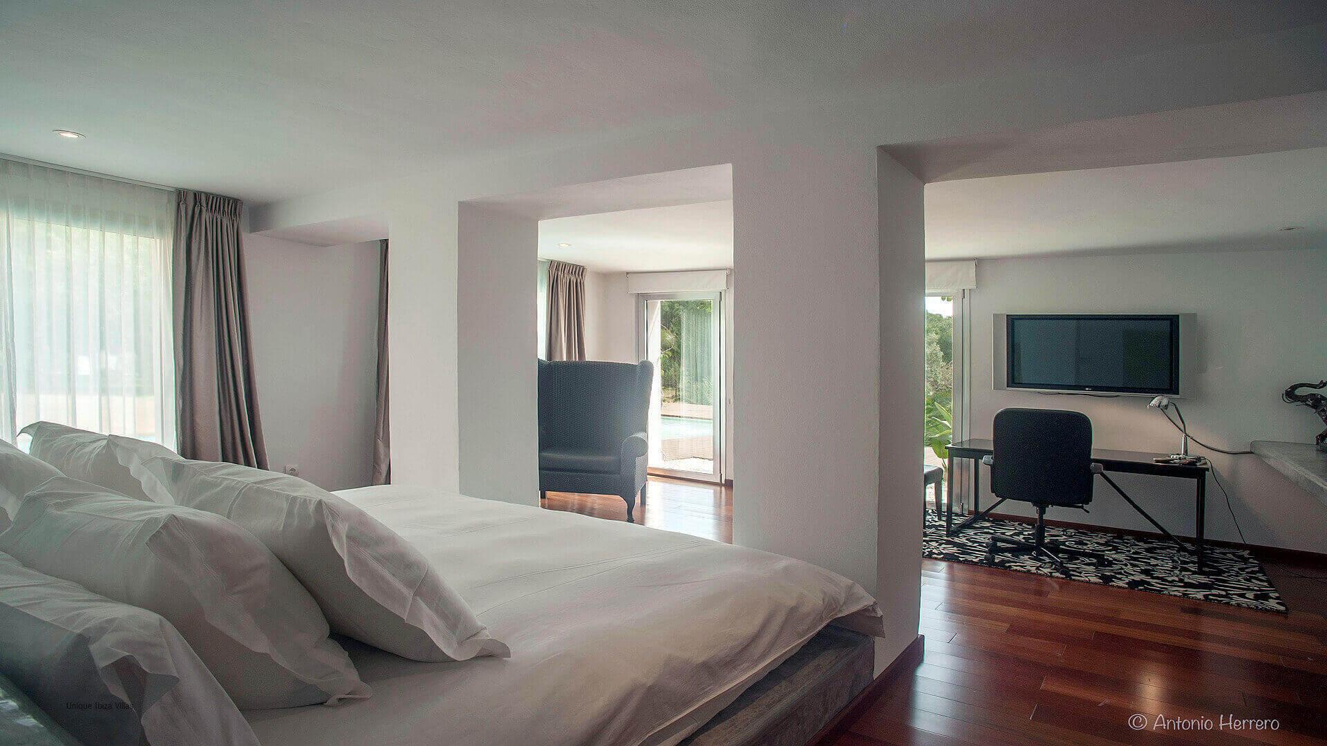 Villa Cactus Ibiza 29 Bedroom 2