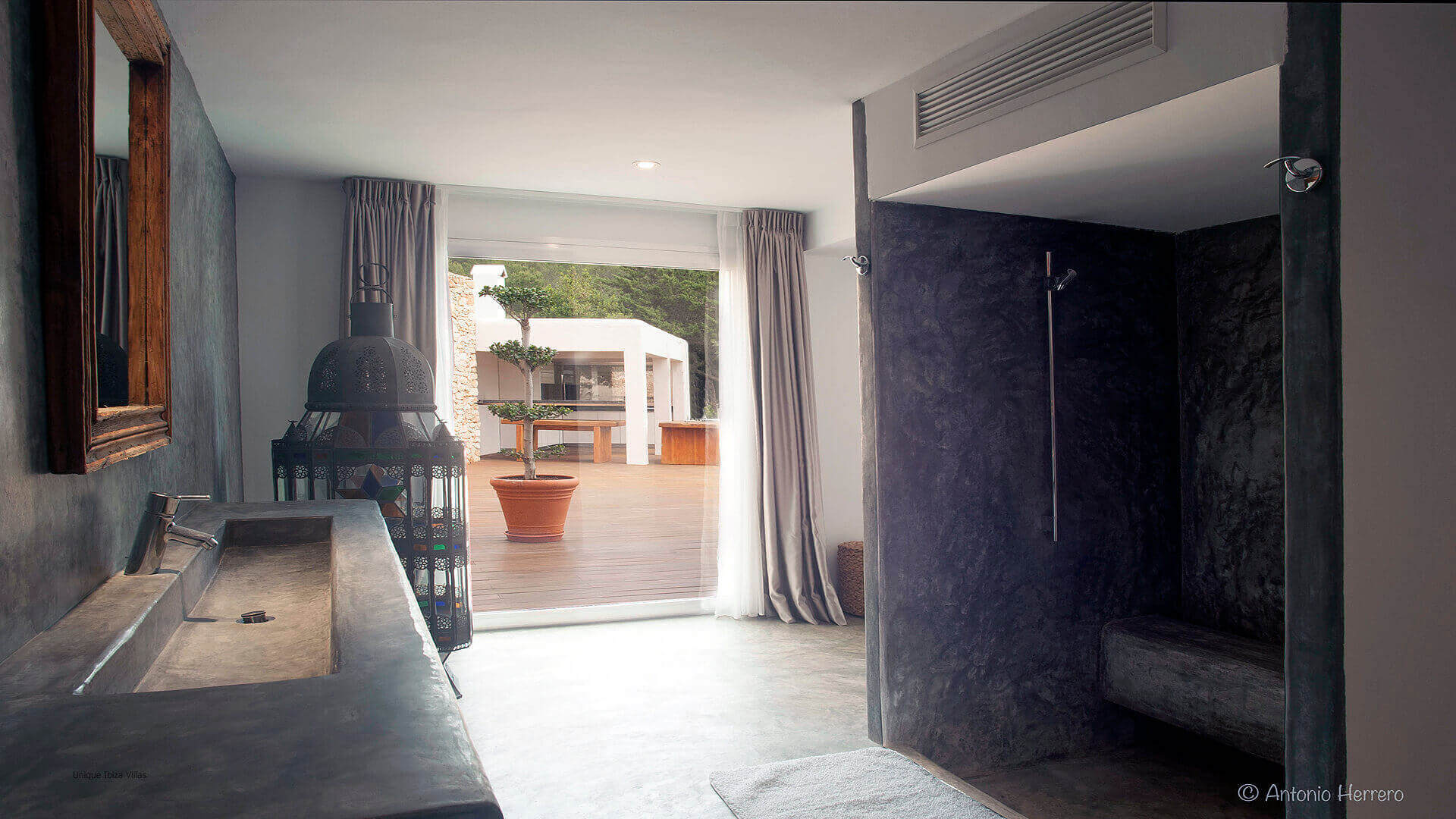 Villa Cactus Ibiza 32 Bedroom 2 En Suite