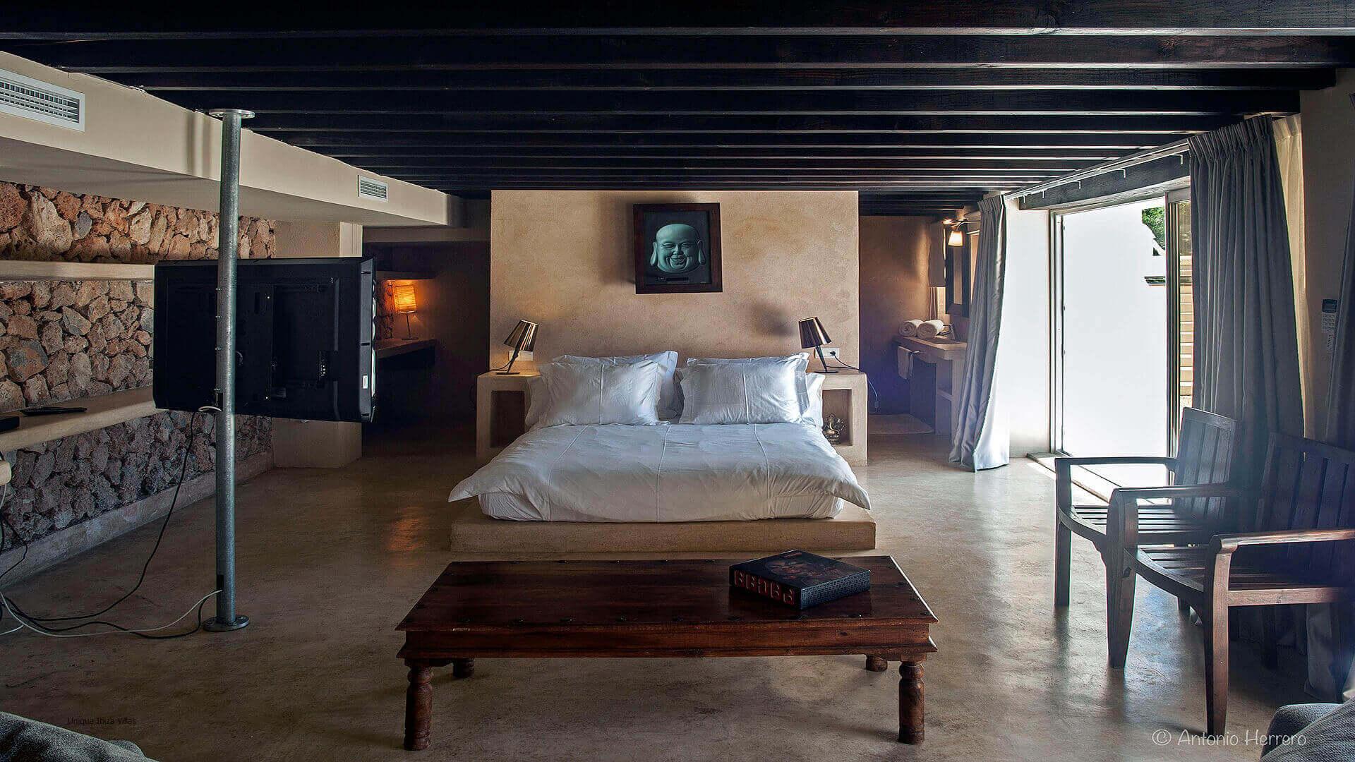 Villa Cactus Ibiza 33 Bedroom 3