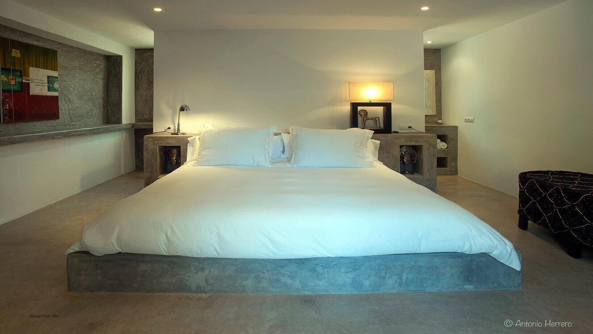 Villa Cactus Ibiza 36 Bedroom 4