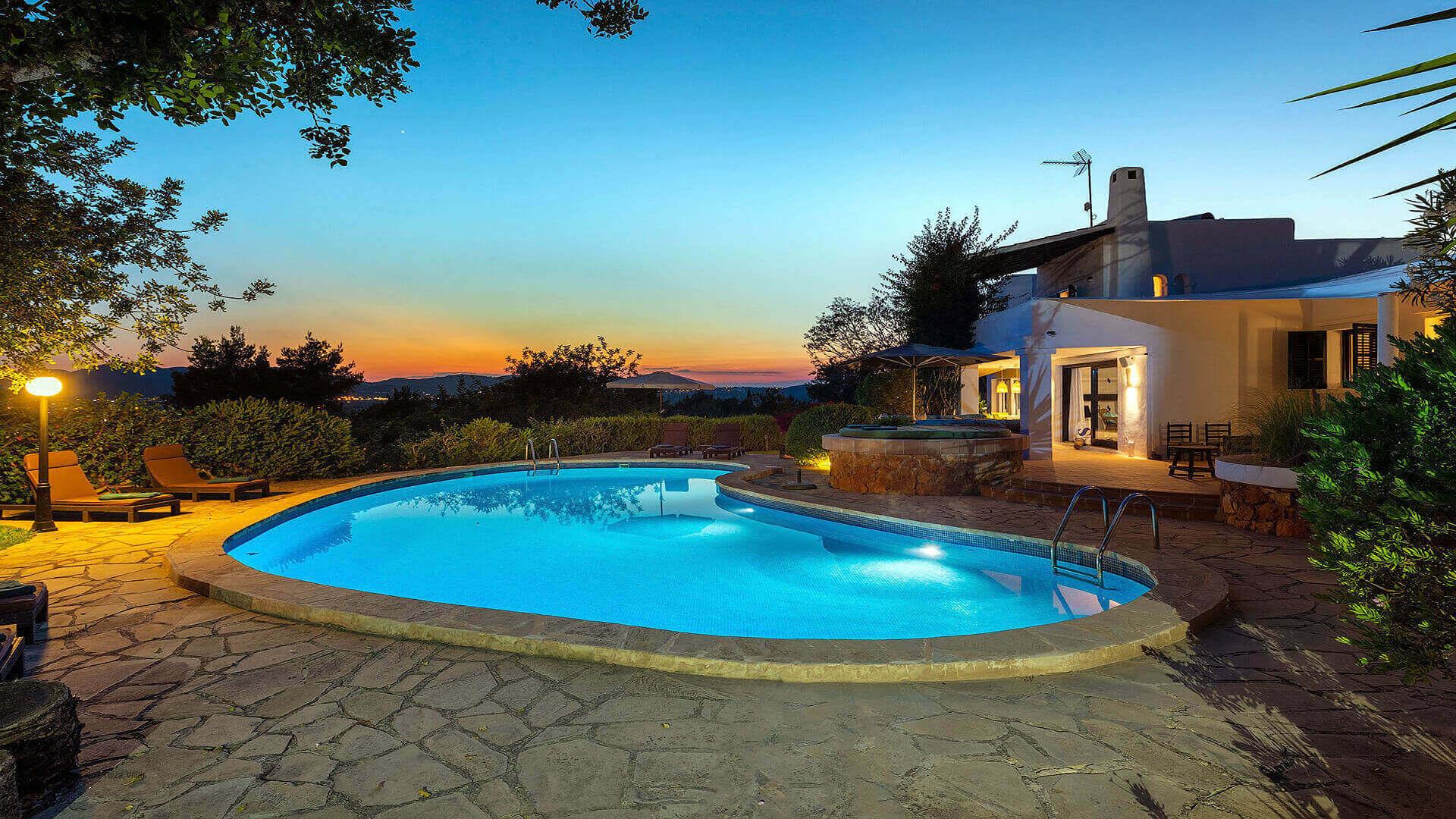Villa Flor Ibiza 4 Jesus