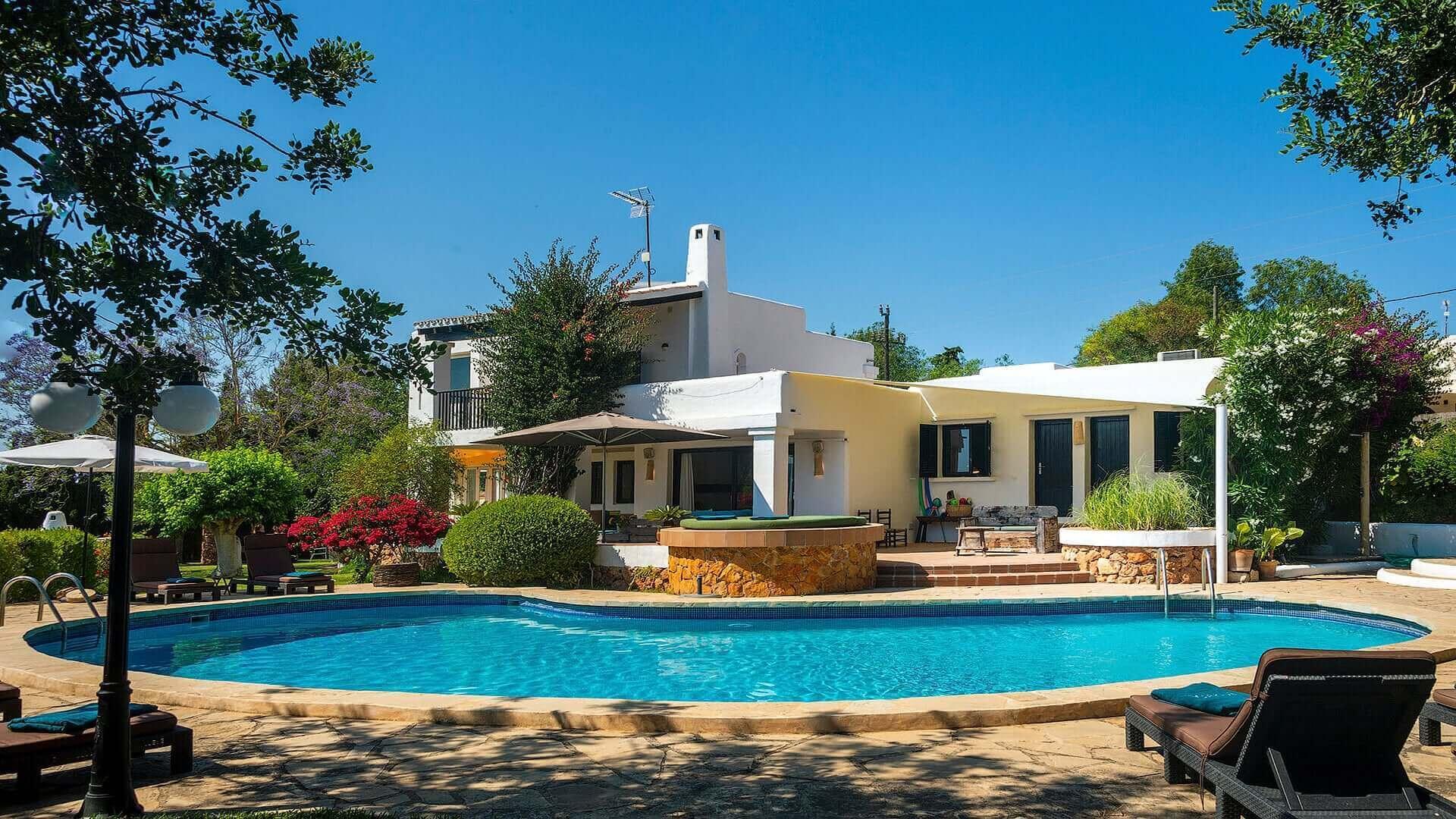 Villa Flor Ibiza 7 Jesus