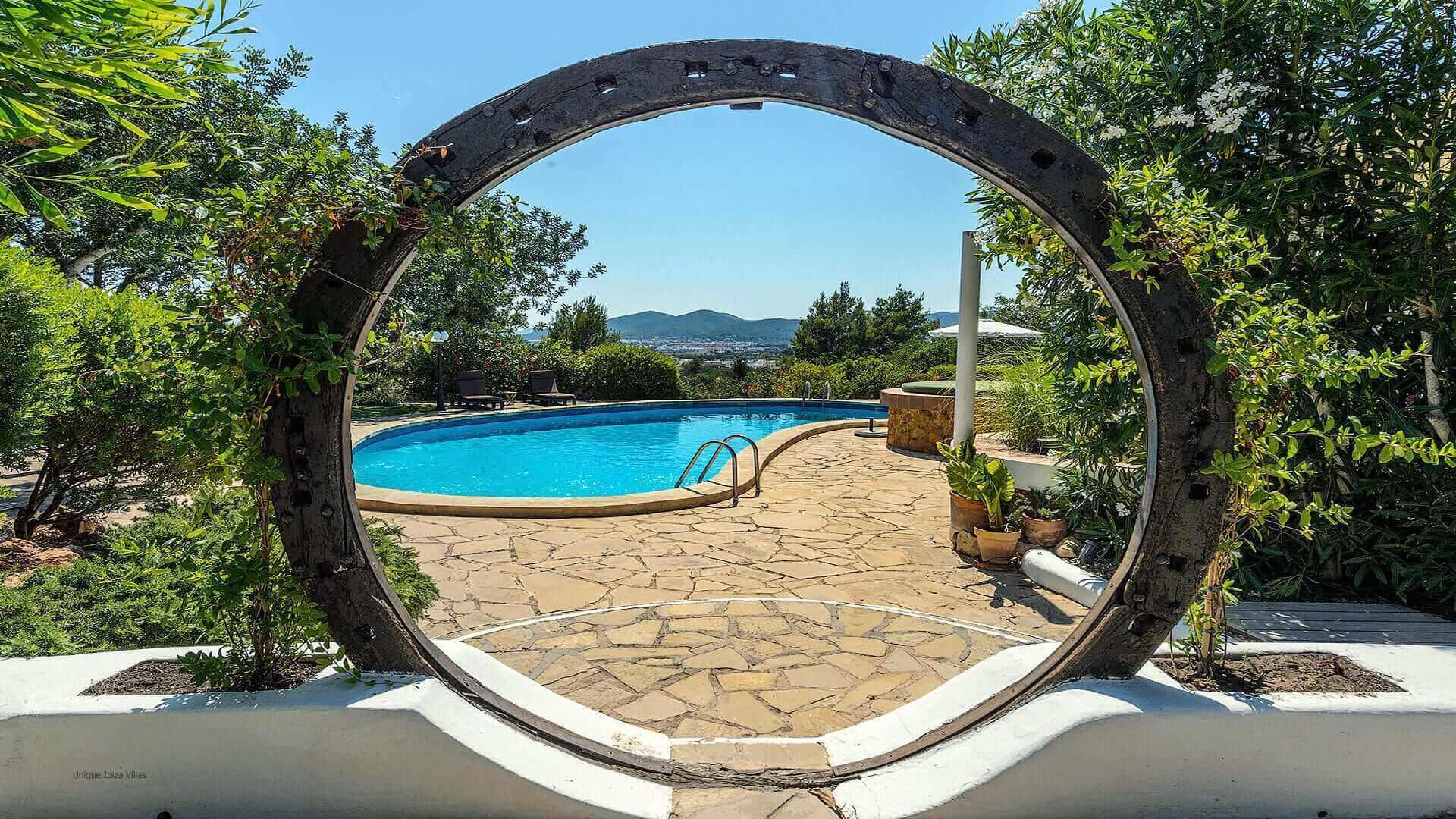 Villa Flor Ibiza 13 Jesus