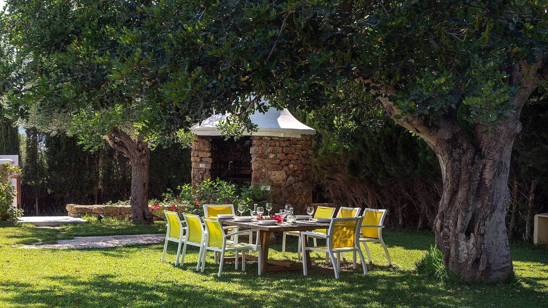 Villa Flor Ibiza 19 Jesus