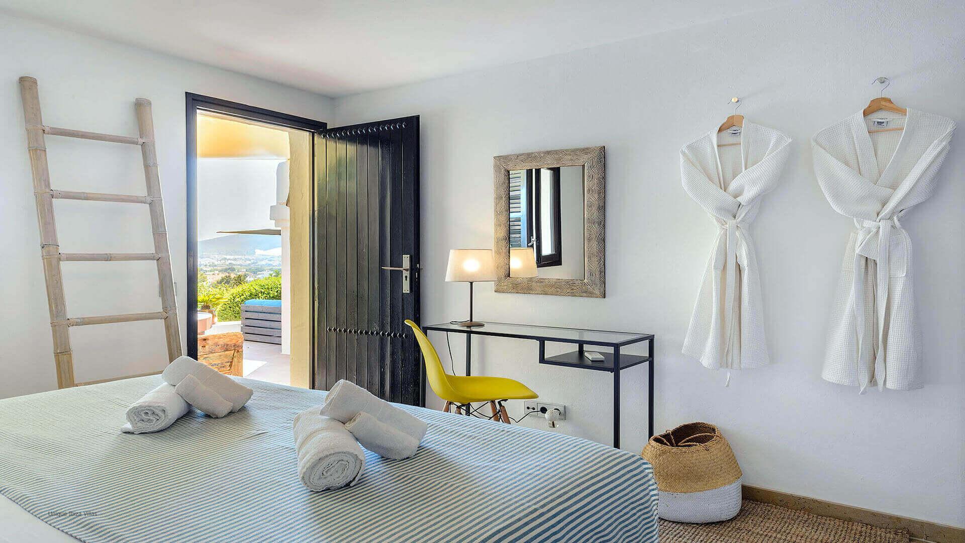 Villa Flor Ibiza 37 Bedoom 2