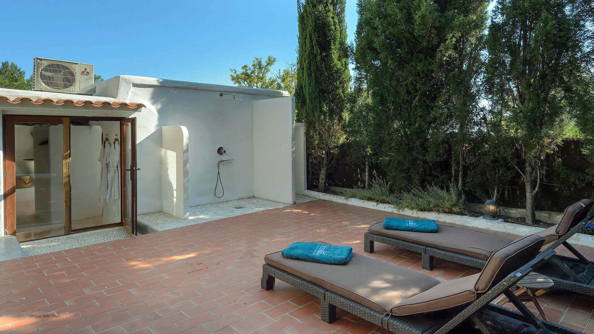 Villa Flor Ibiza 50 Casita Terrace