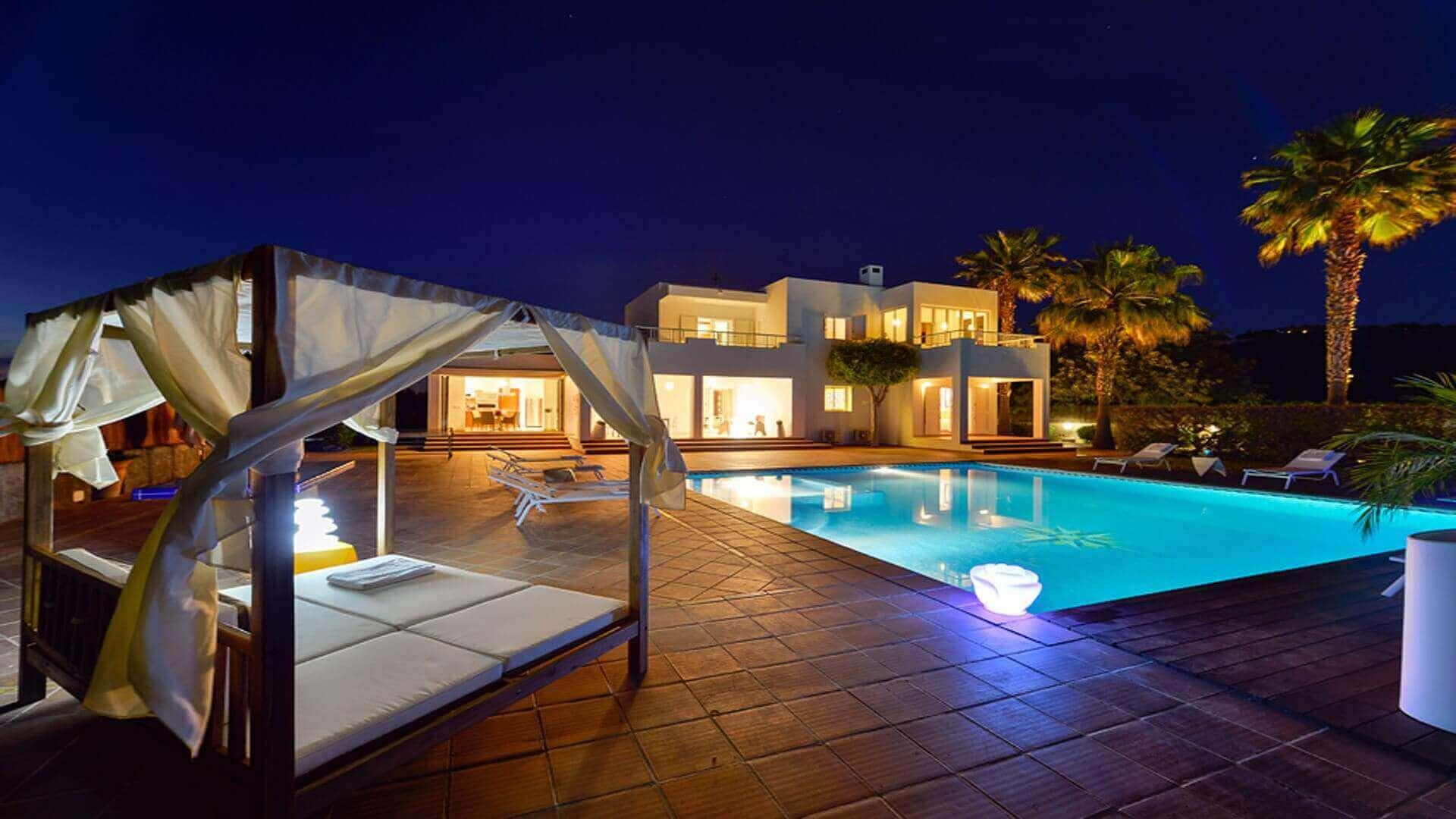 Villa Can Fluxa Ibiza 3 Near Ibiza Town