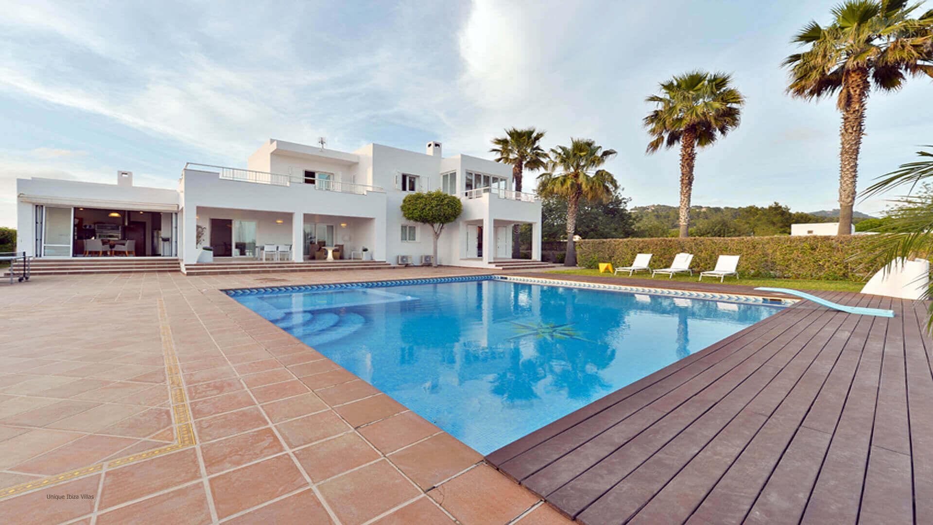 Villa Can Fluxa Ibiza 5 Near Ibiza Town