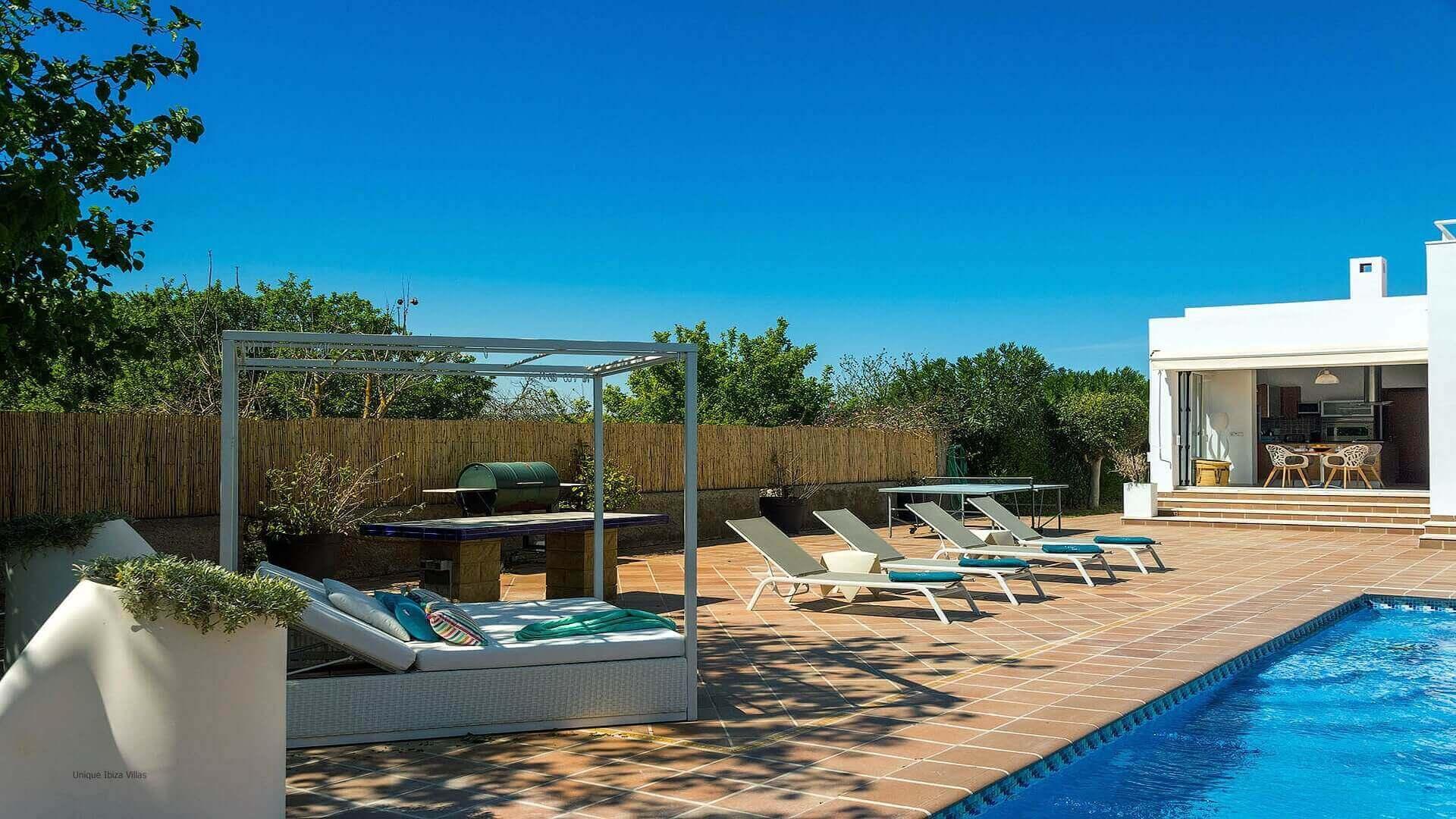 Villa Can Fluxa Ibiza 6 Near Ibiza Town