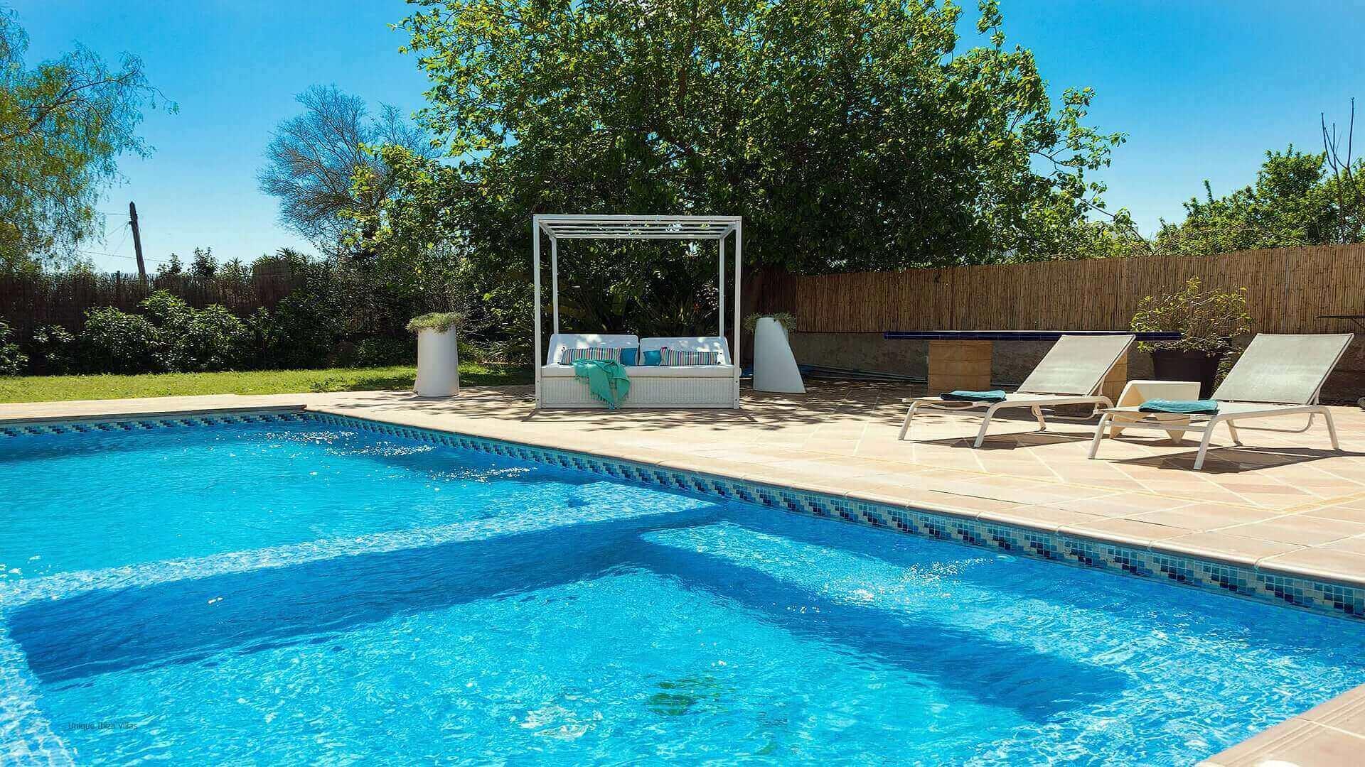 Villa Can Fluxa Ibiza 8 Near Ibiza Town