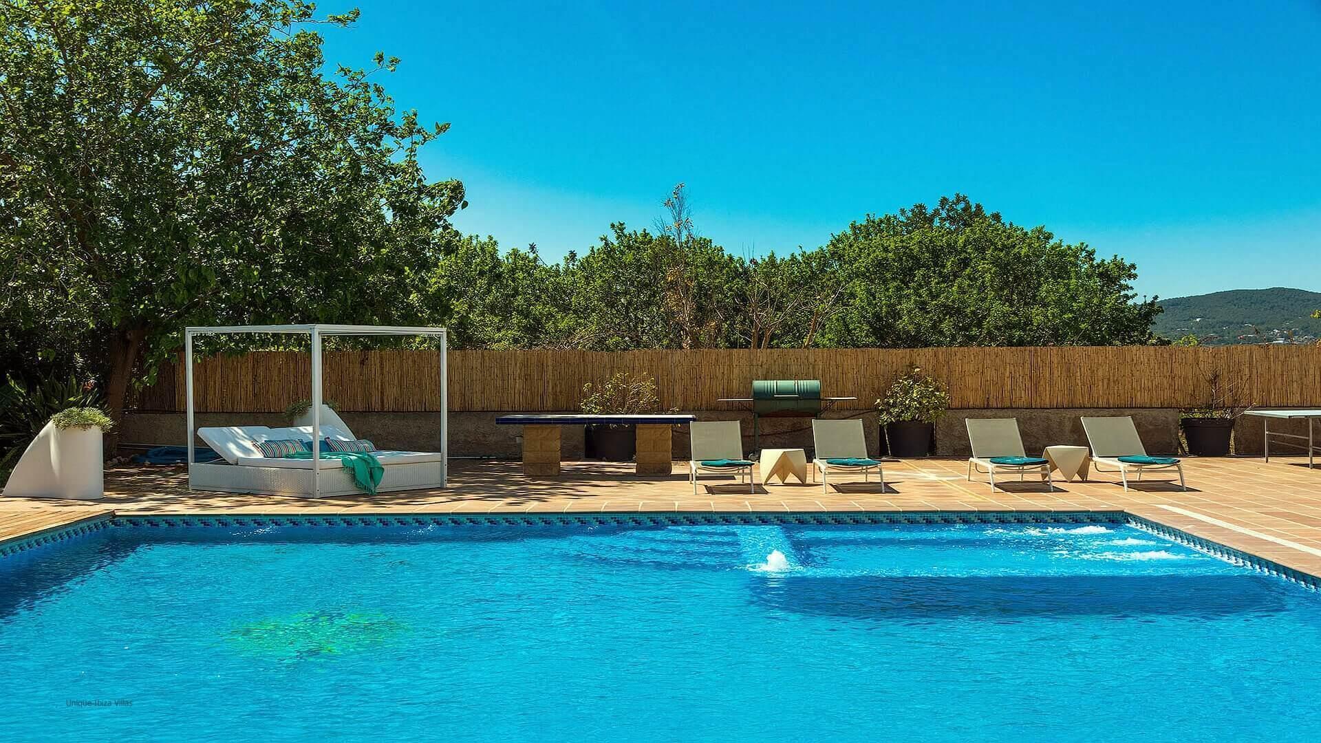 Villa Can Fluxa Ibiza 9 Near Ibiza Town