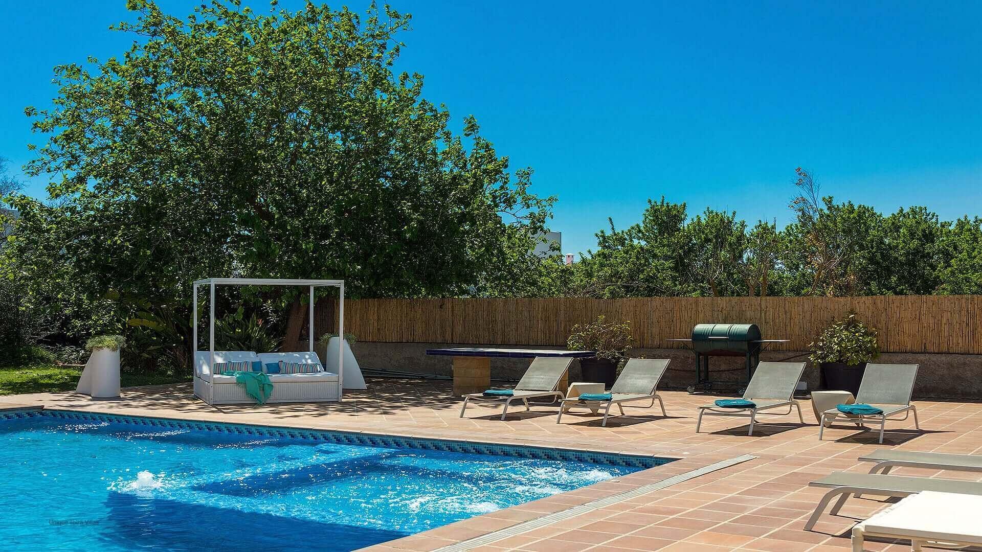 Villa Can Fluxa Ibiza 10 Near Ibiza Town
