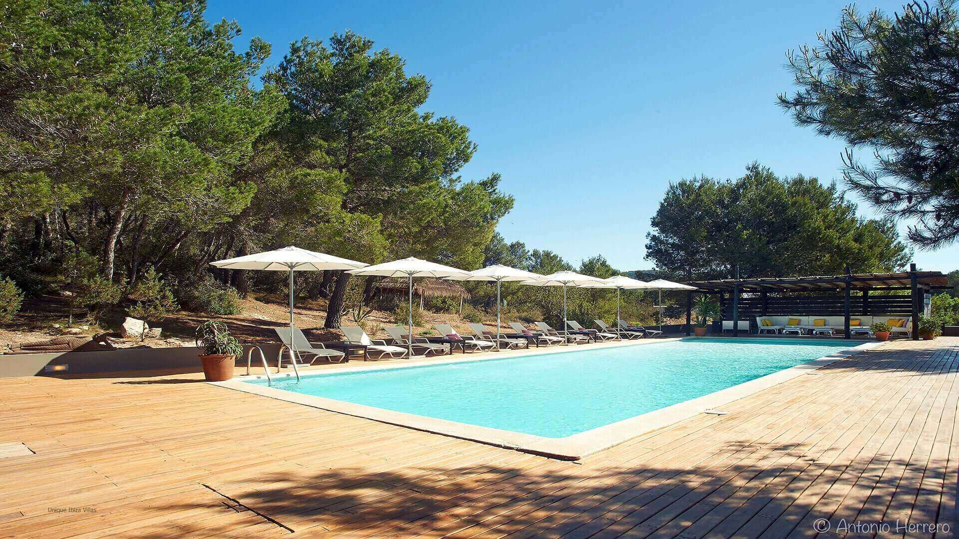 Villa Alicia Ibiza 1 Near Ibiza Town