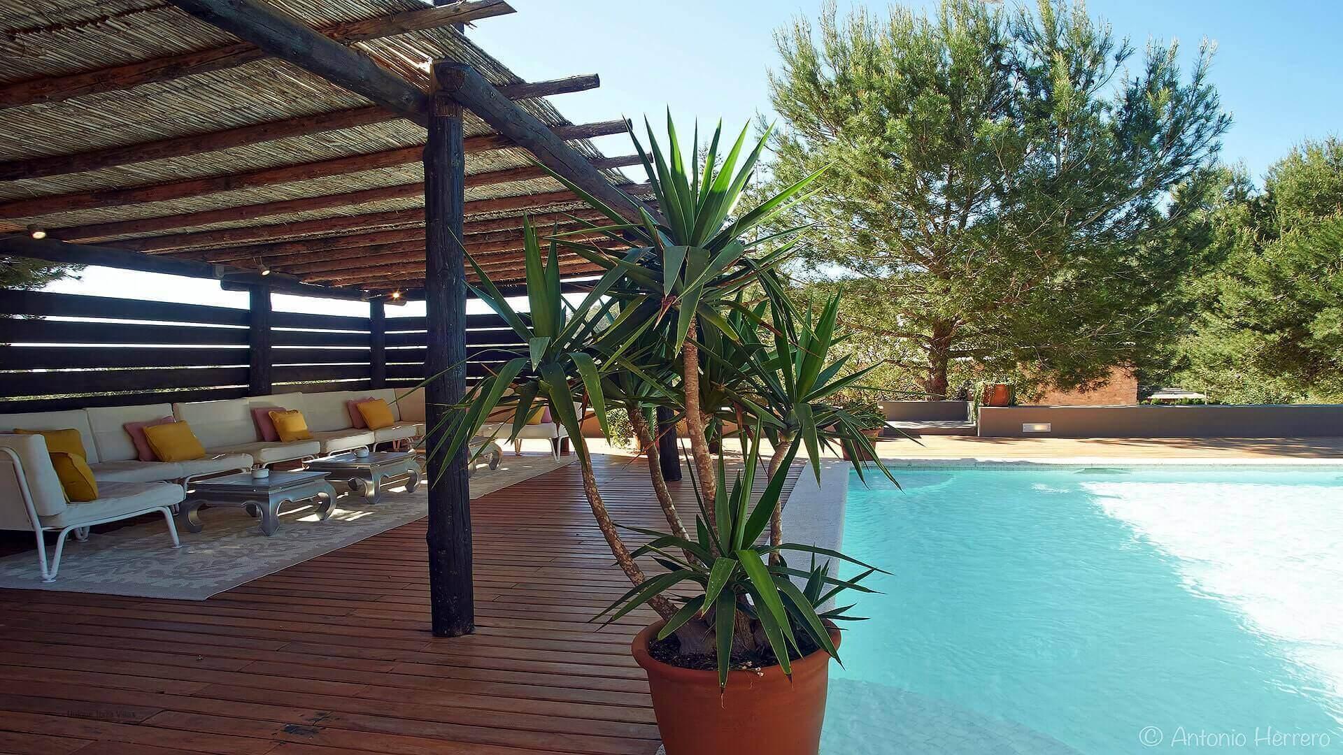 Villa Alicia Ibiza 3 Near Ibiza Town