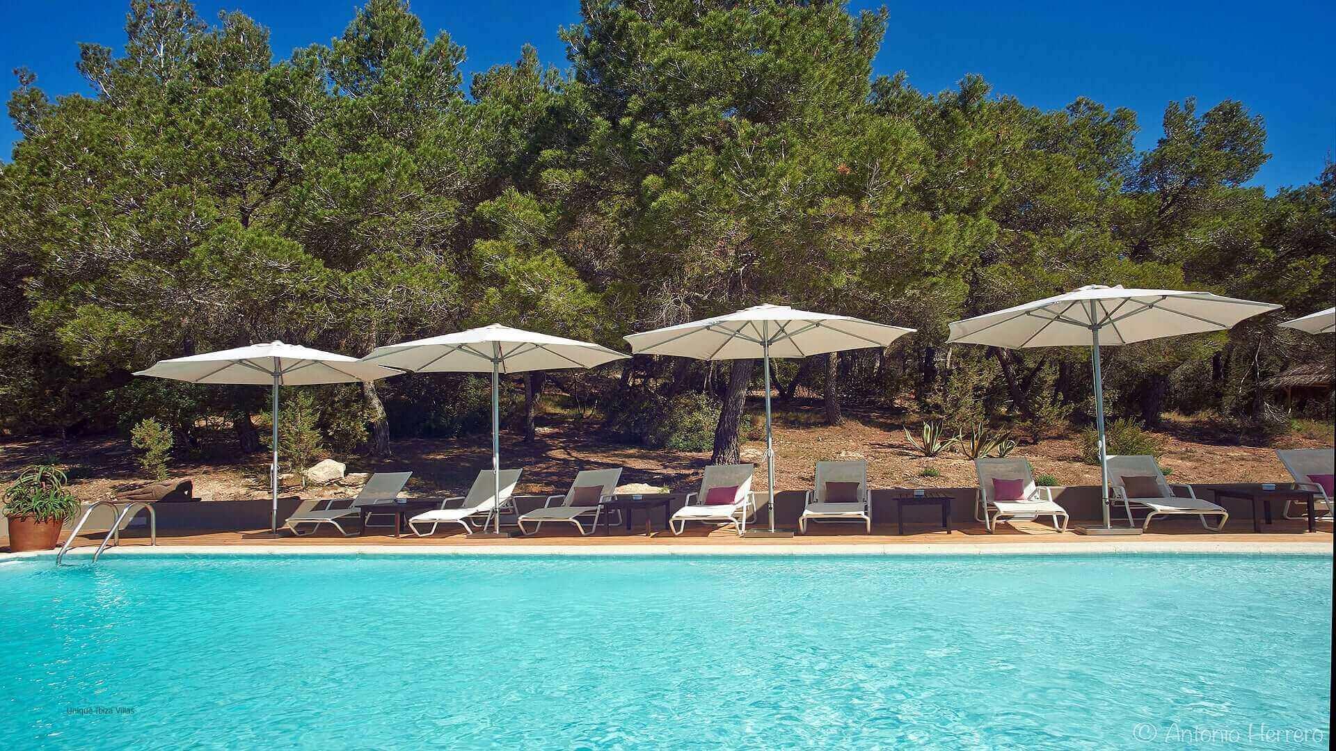 Villa Alicia Ibiza 4 Near Ibiza Town