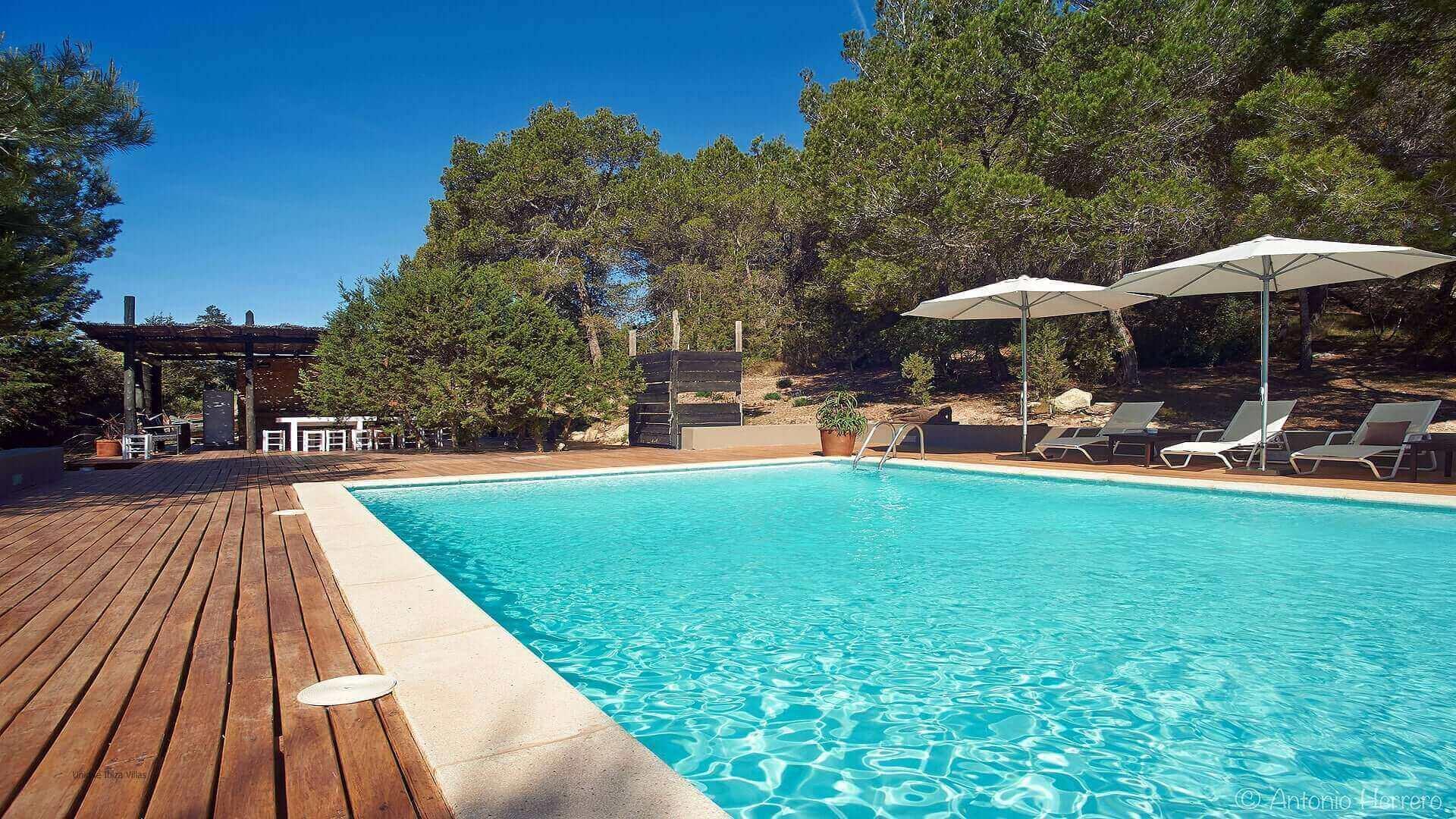 Villa Alicia Ibiza 5 Near Ibiza Town